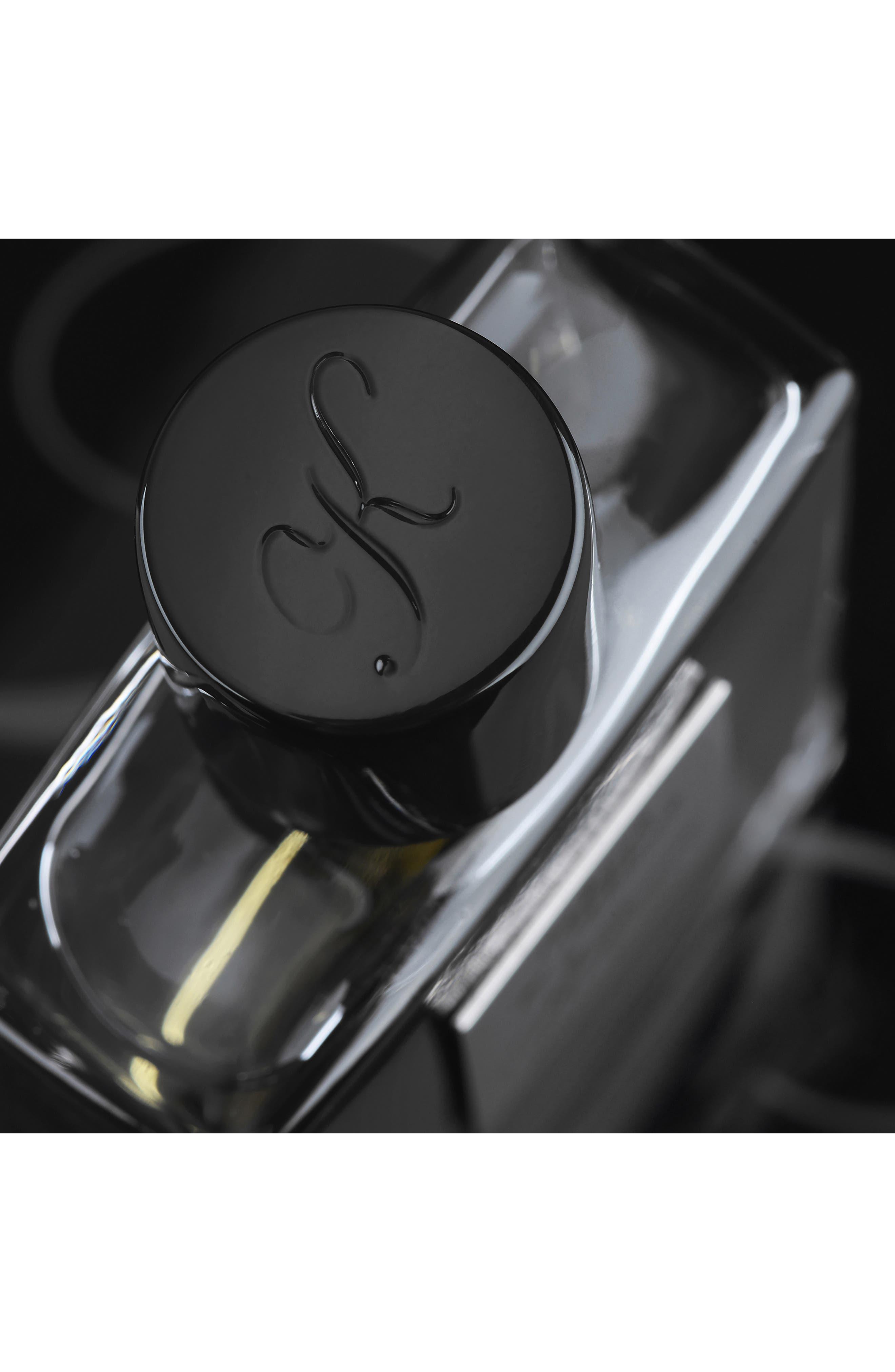 KILIAN, LOeuvre Noire - Back to Black, aphrodisiac Refillable Fragrance Spray, Alternate thumbnail 3, color, NO COLOR