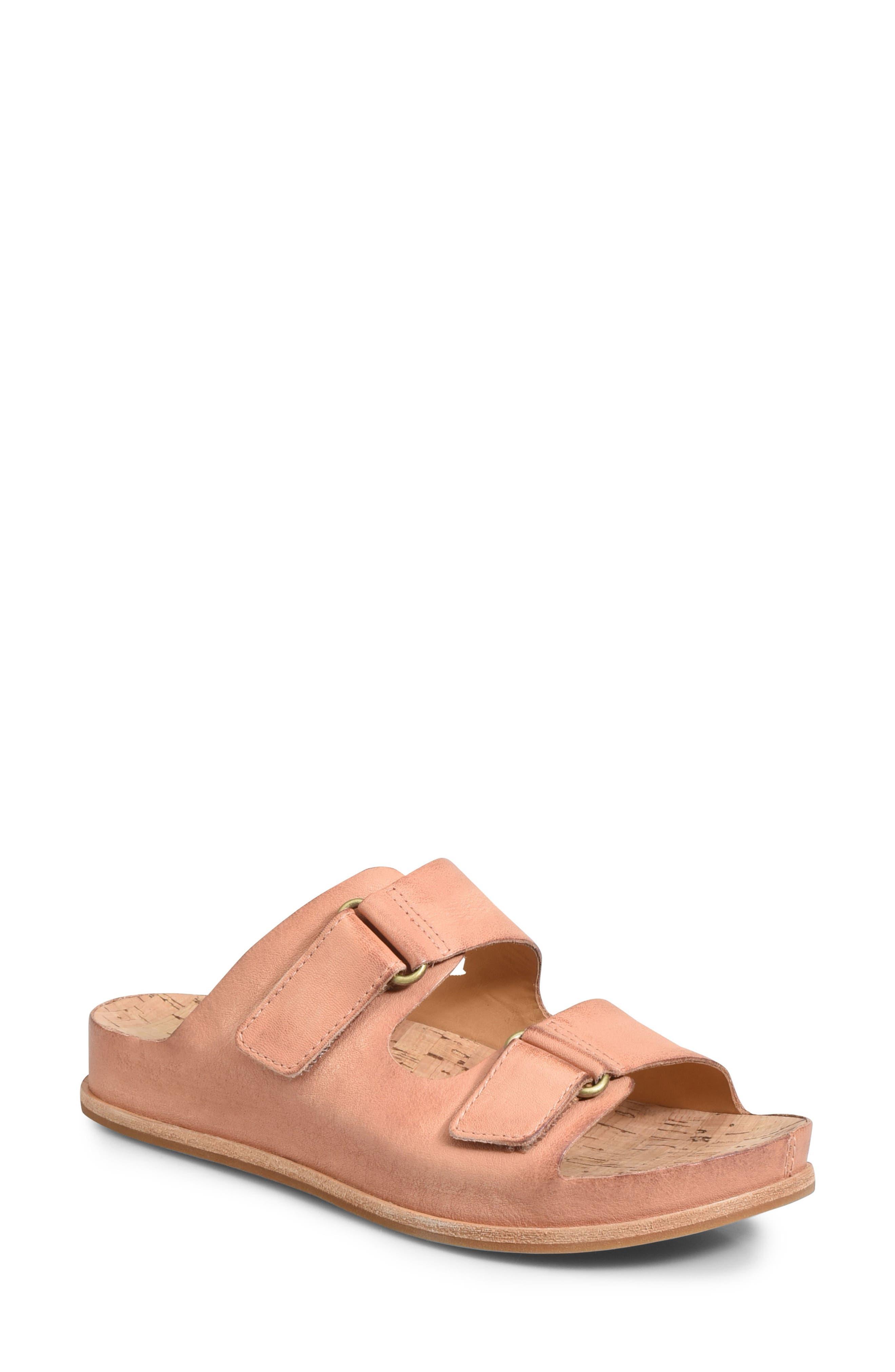 Kork-Ease Torreya Slide Sandal, Pink