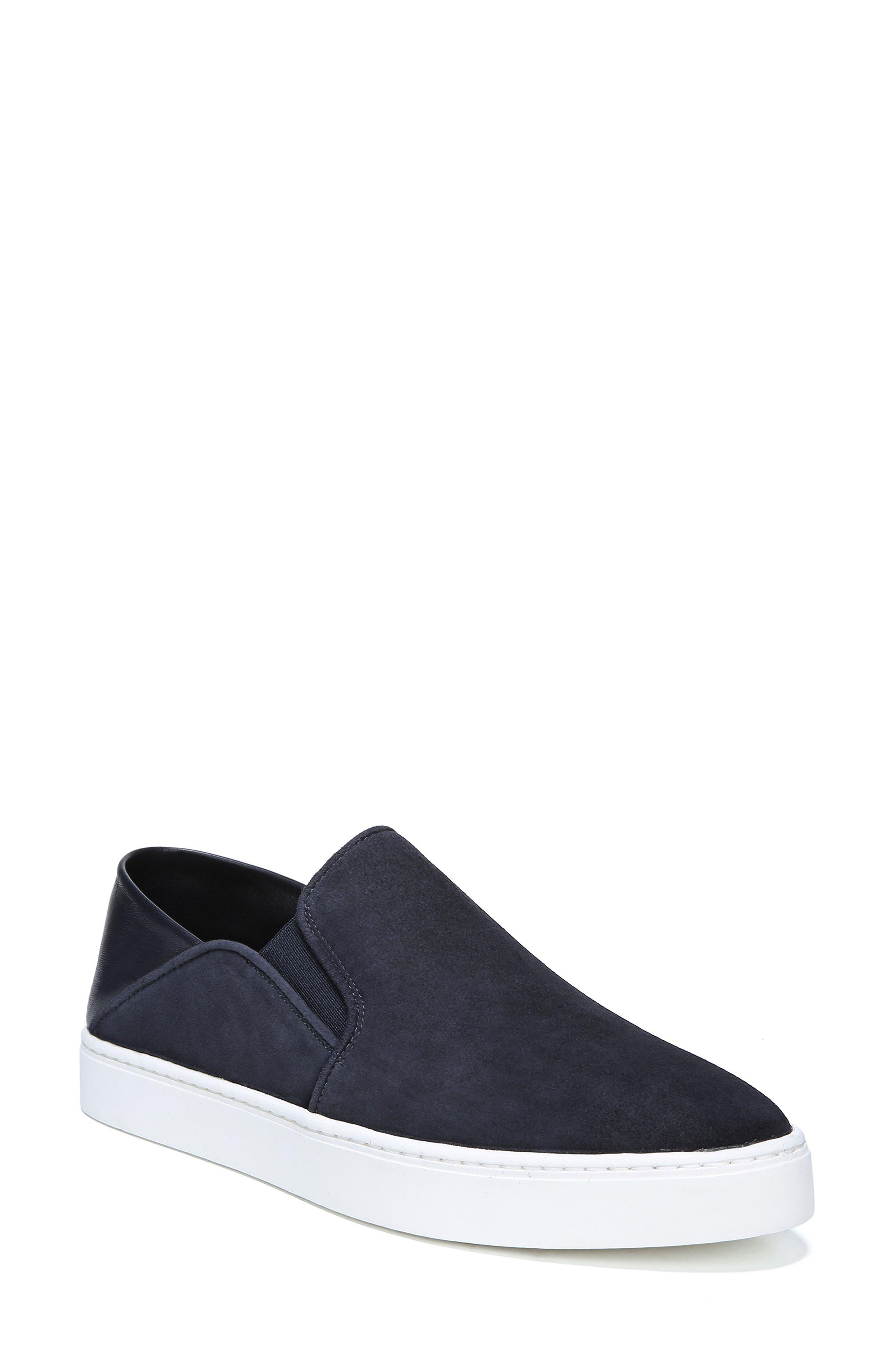 VINCE, Garvey Slip-On Sneaker, Main thumbnail 1, color, COASTAL
