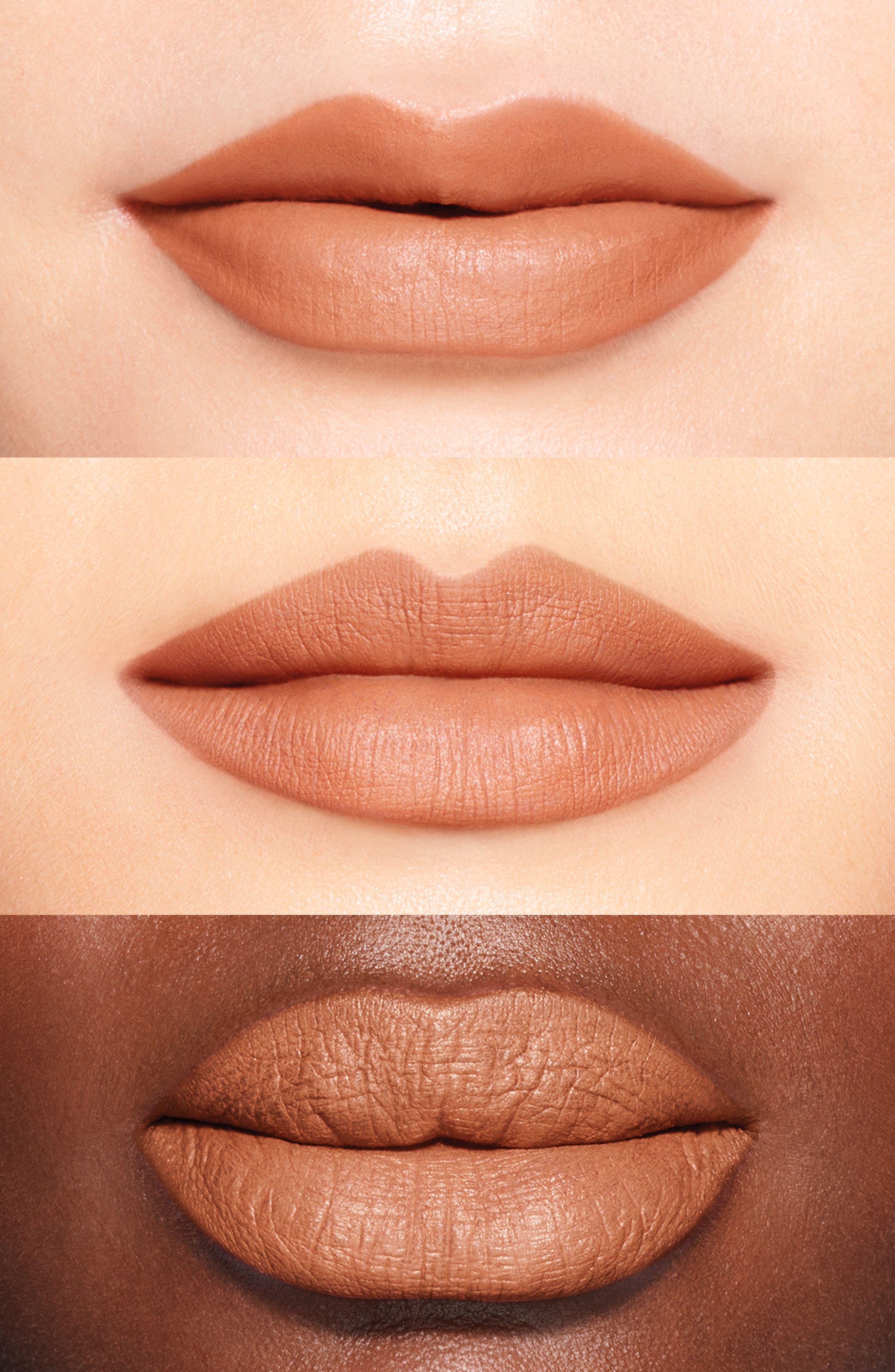 SHISEIDO, Modern Matte Powder Lipstick, Alternate thumbnail 2, color, NUDE STREAK