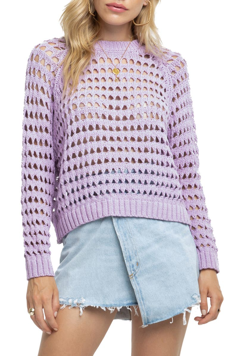 Astr Sweaters CAMERON SWEATER