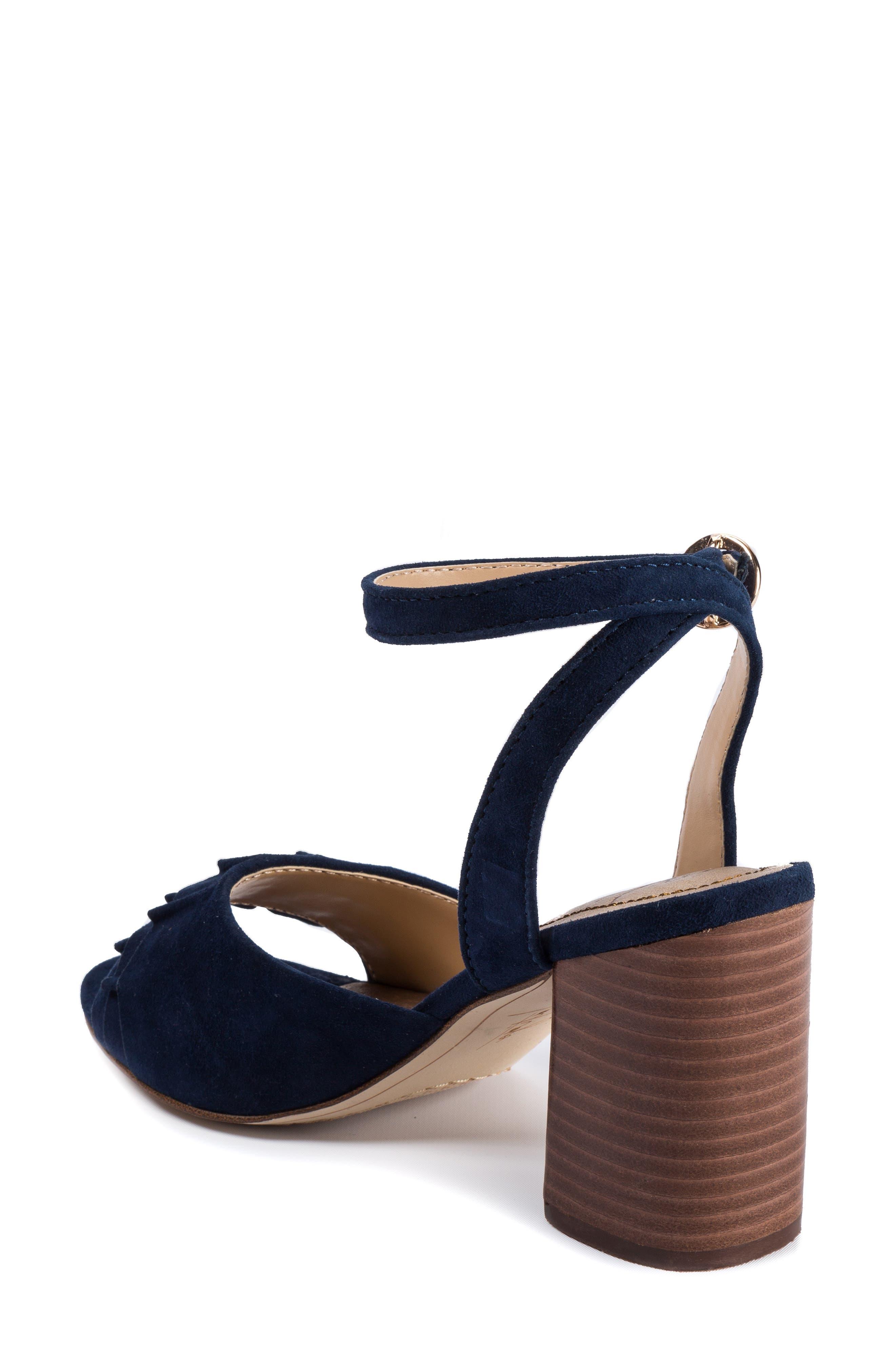 LATIGO, Idelle Ankle Strap Sandal, Alternate thumbnail 2, color, 410