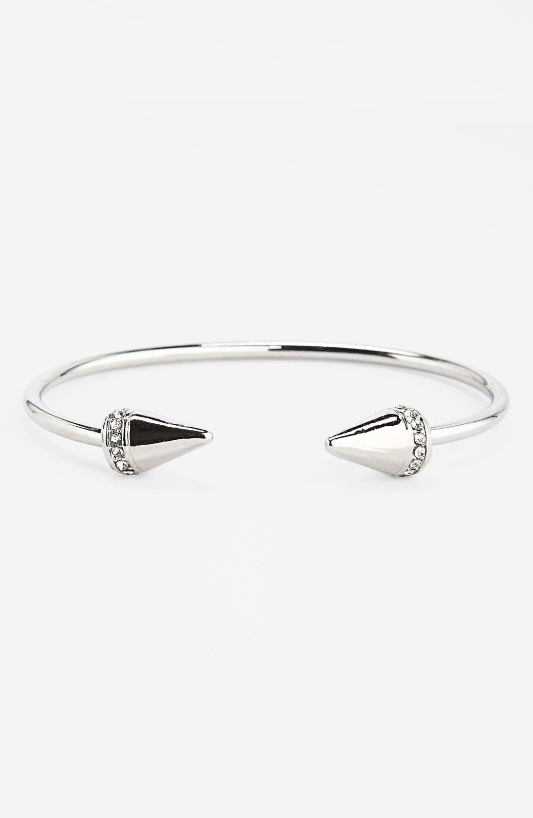 BP., Spike Stackable Bracelet, Main thumbnail 1, color, 040