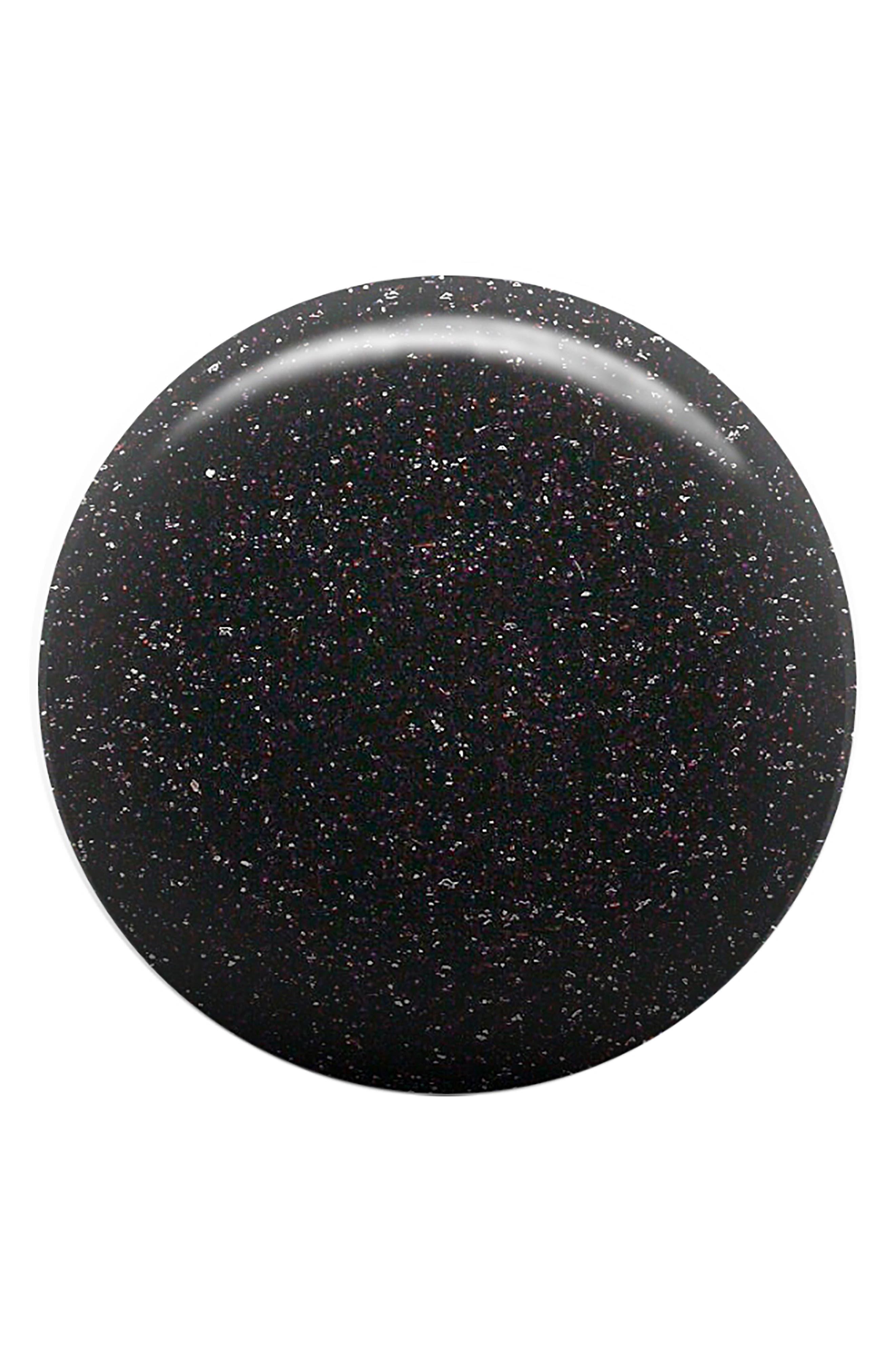 JINSOON, 'Obsidian' Nail Lacquer, Alternate thumbnail 3, color, 000