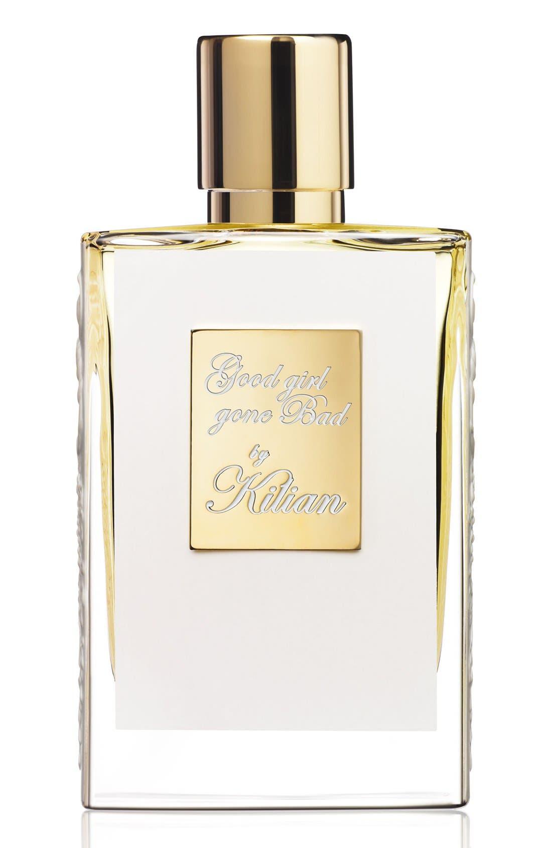 KILIAN, In the Garden of Good and Evil Good girl gone Bad Refillable Fragrance Spray, Alternate thumbnail 4, color, NO COLOR