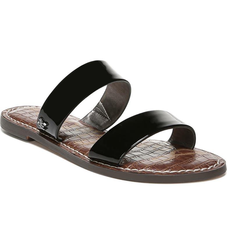 6578cda4a Sam Edelman Gala Two Strap Slide Sandal (Women)