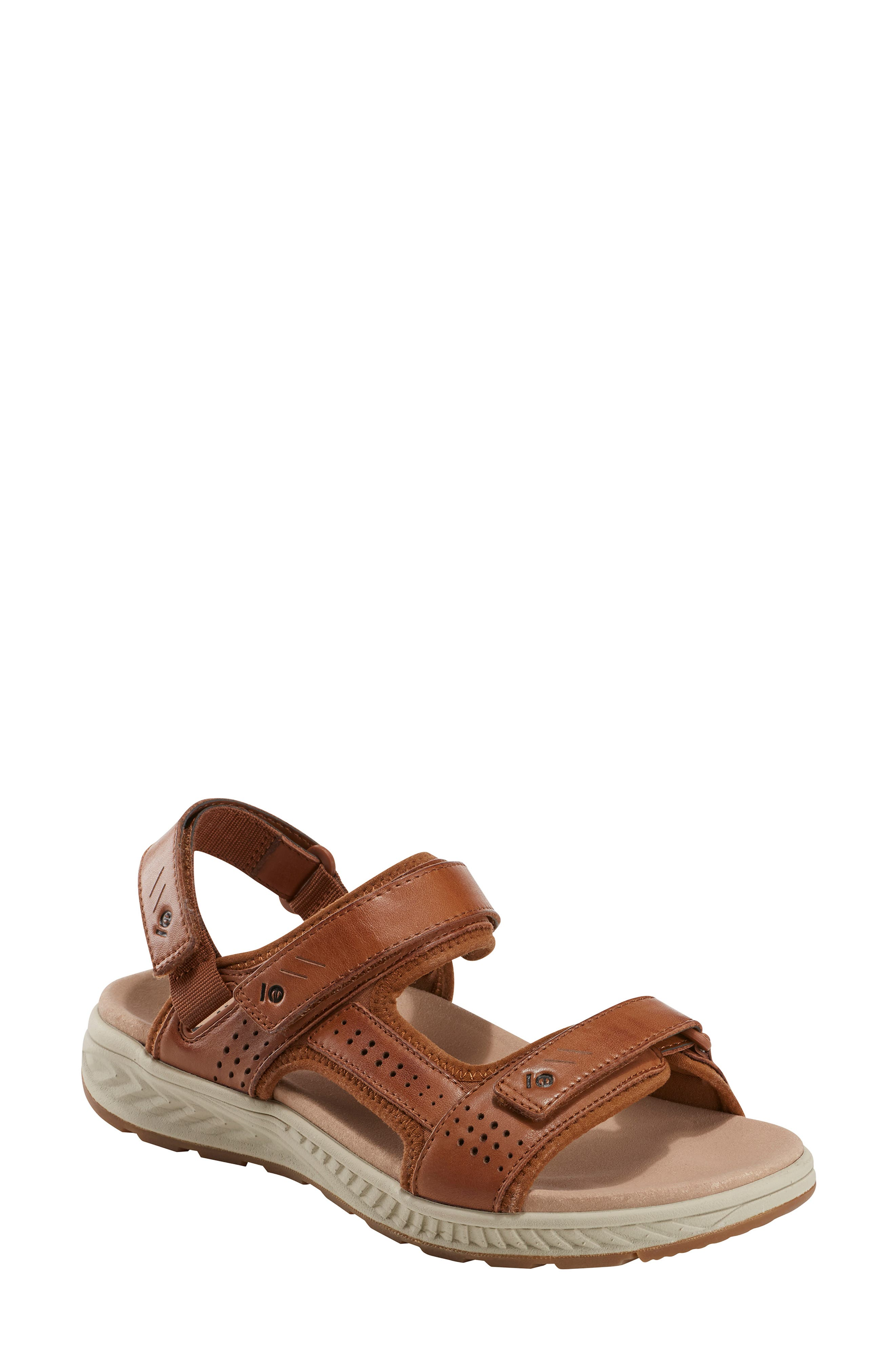 Earth Azore Sandal, Brown