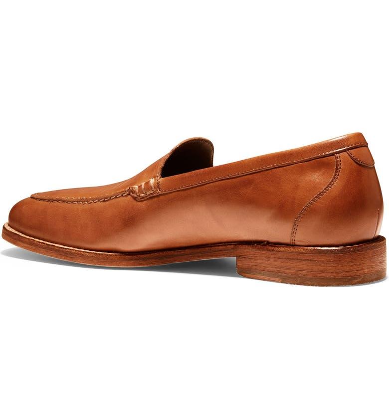 49451c438 Cole Haan Men's Feathercraft Grand Venetian Loafers Men's Shoes In British  Tan