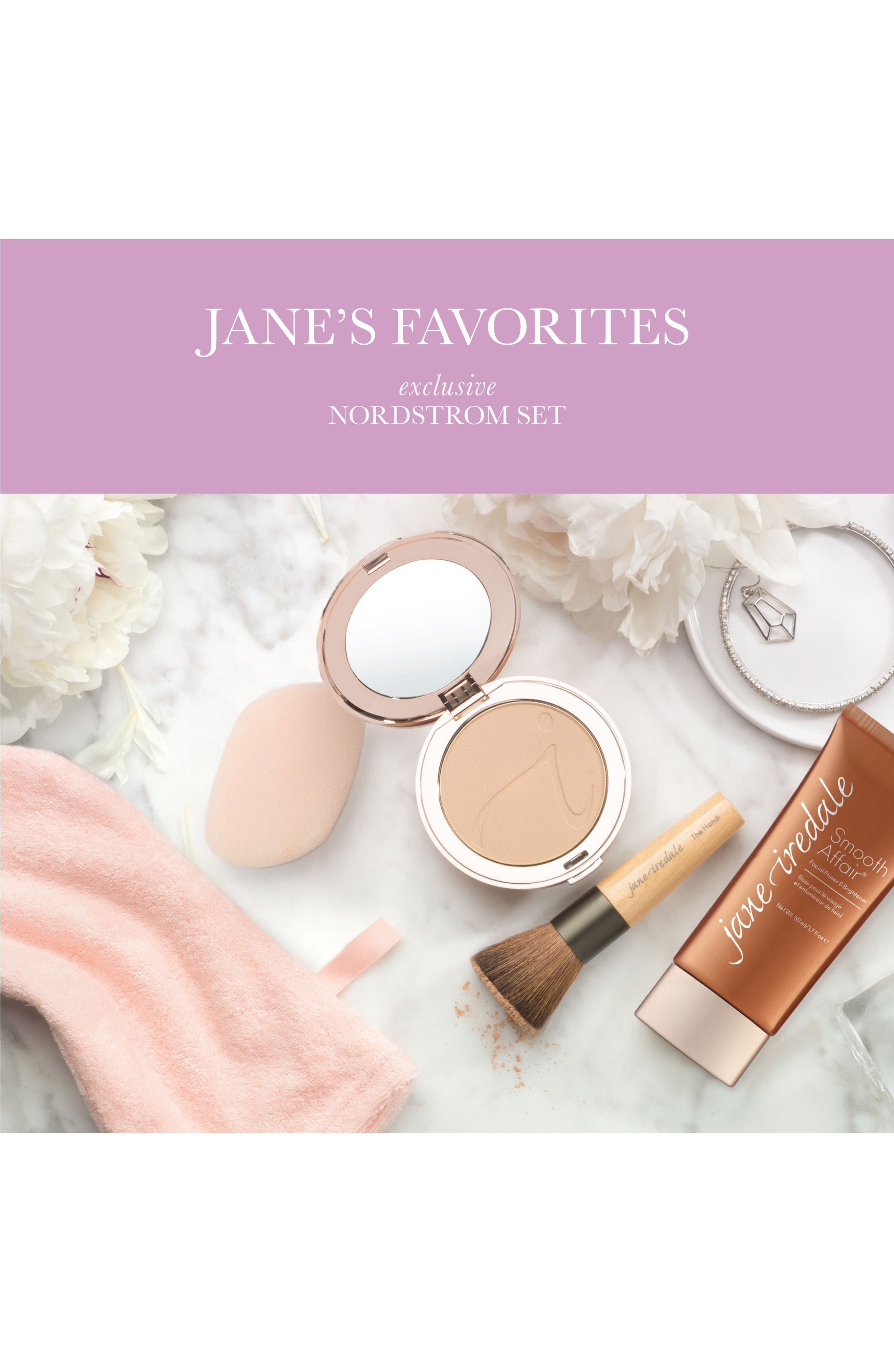 JANE IREDALE, Essentials Set, Alternate thumbnail 2, color, 000