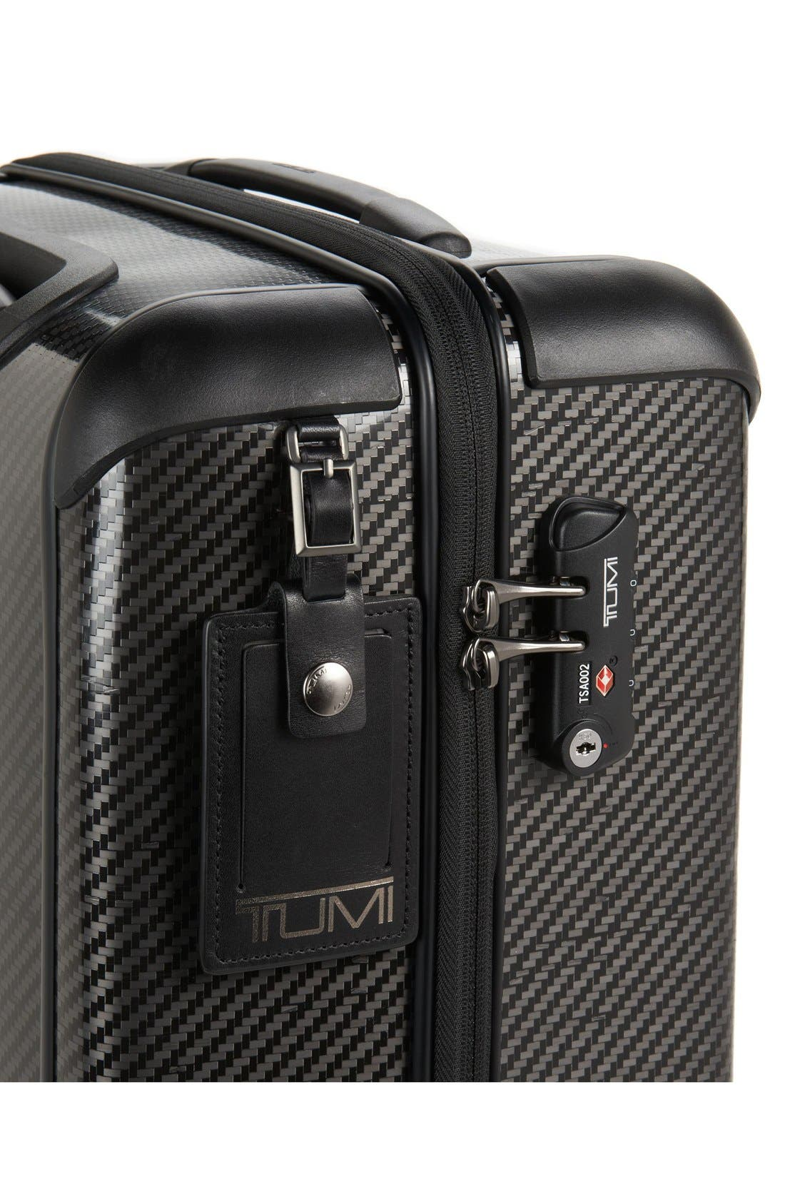 TUMI, 'Tegra-Lite<sup>™</sup>' Continental Carry-On, Alternate thumbnail 4, color, 006
