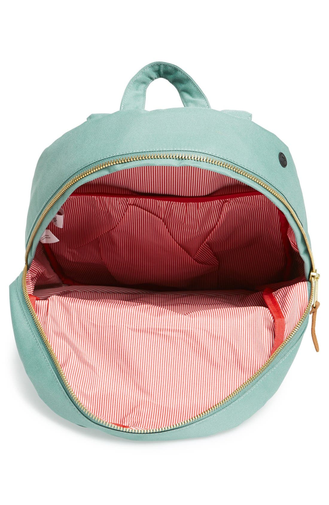 HERSCHEL SUPPLY CO., 'Settlement' Backpack, Alternate thumbnail 4, color, 340