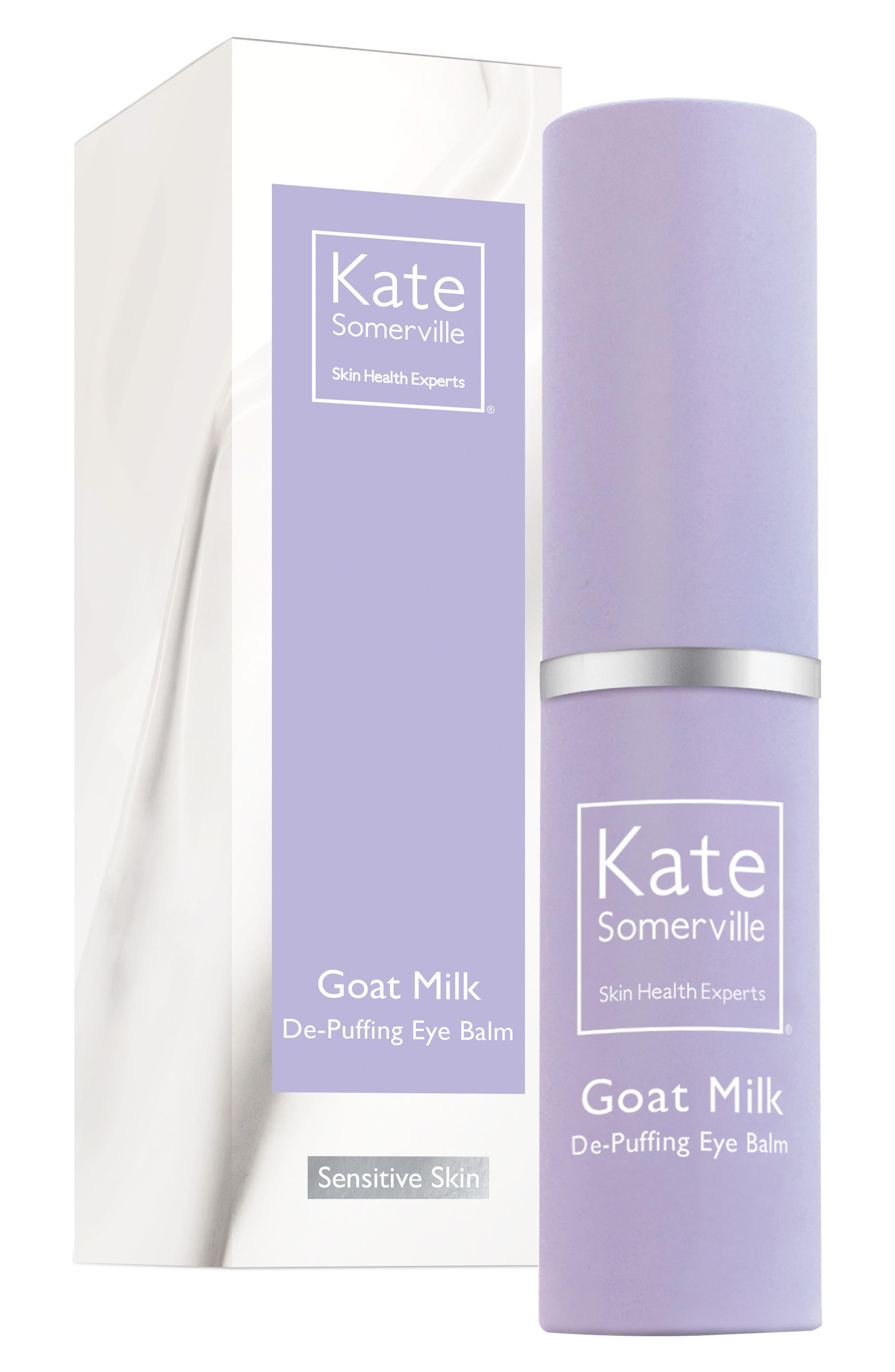 KATE SOMERVILLE<SUP>®</SUP>, Goat Milk De-Puffing Eye Balm, Alternate thumbnail 4, color, NO COLOR