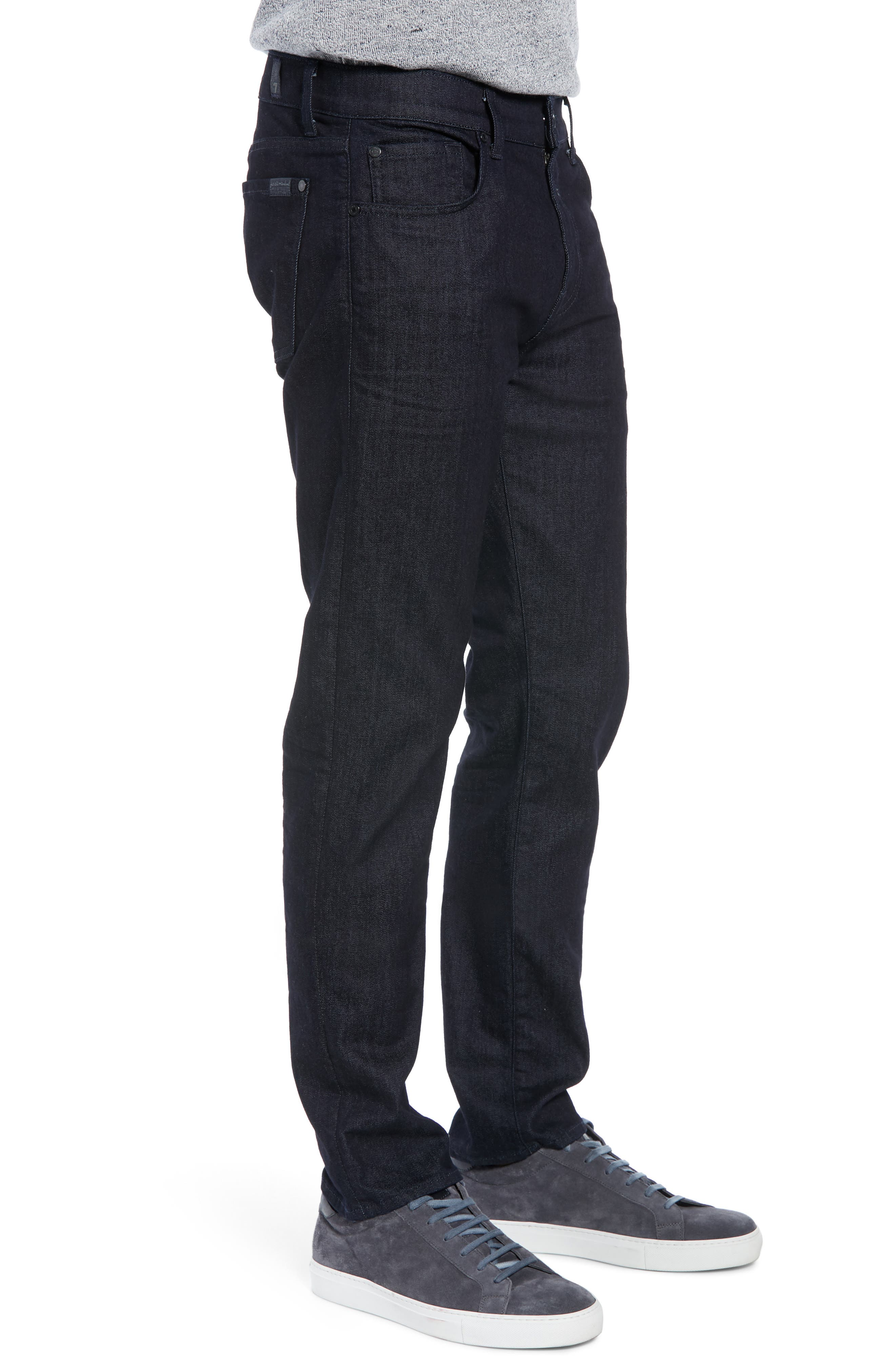 7 FOR ALL MANKIND<SUP>®</SUP>, Adrien Slim Fit Jeans, Alternate thumbnail 4, color, EXECUTIVE