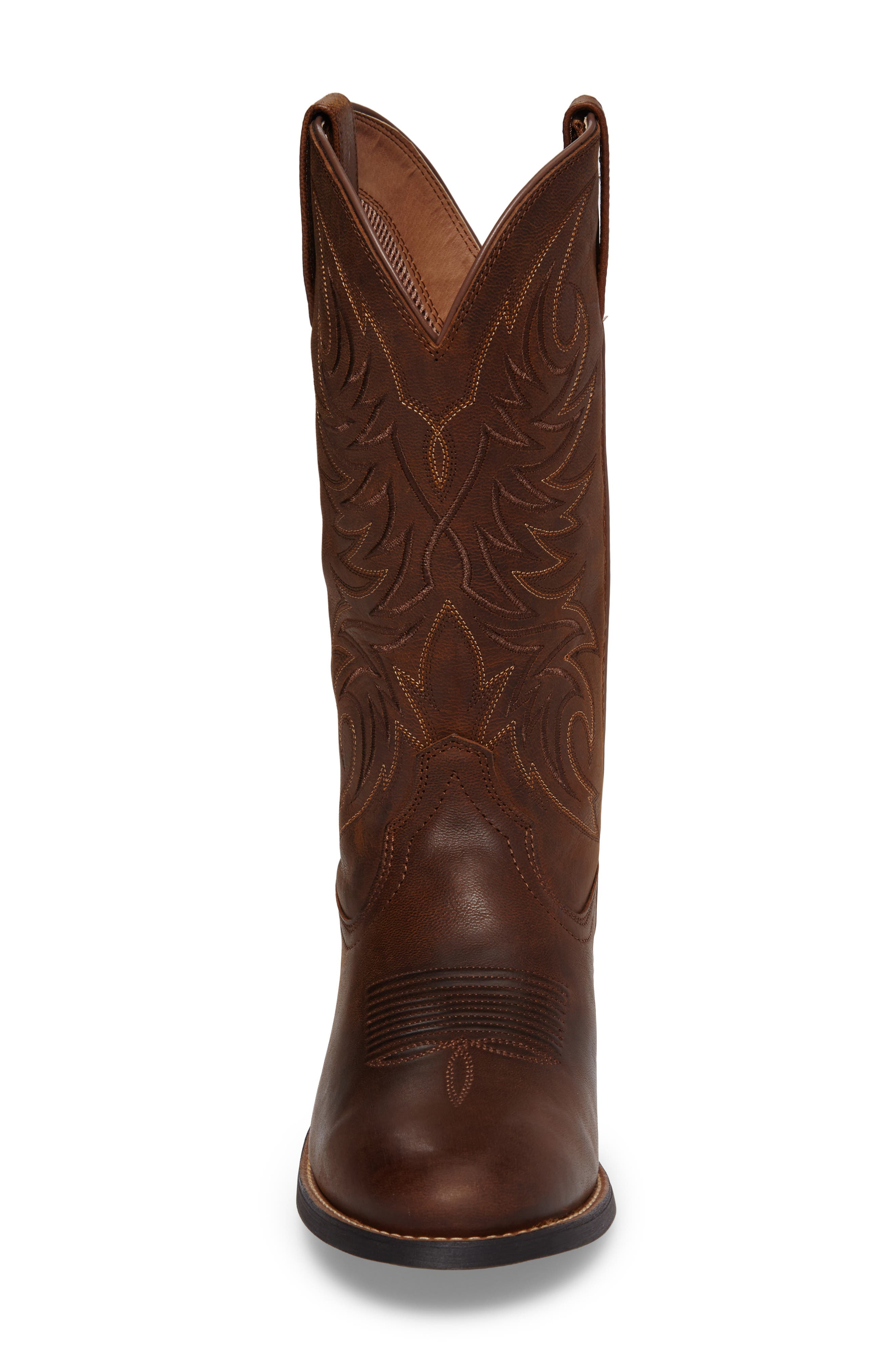 ARIAT, Sport Horsemen Cowboy Boot, Alternate thumbnail 4, color, 200
