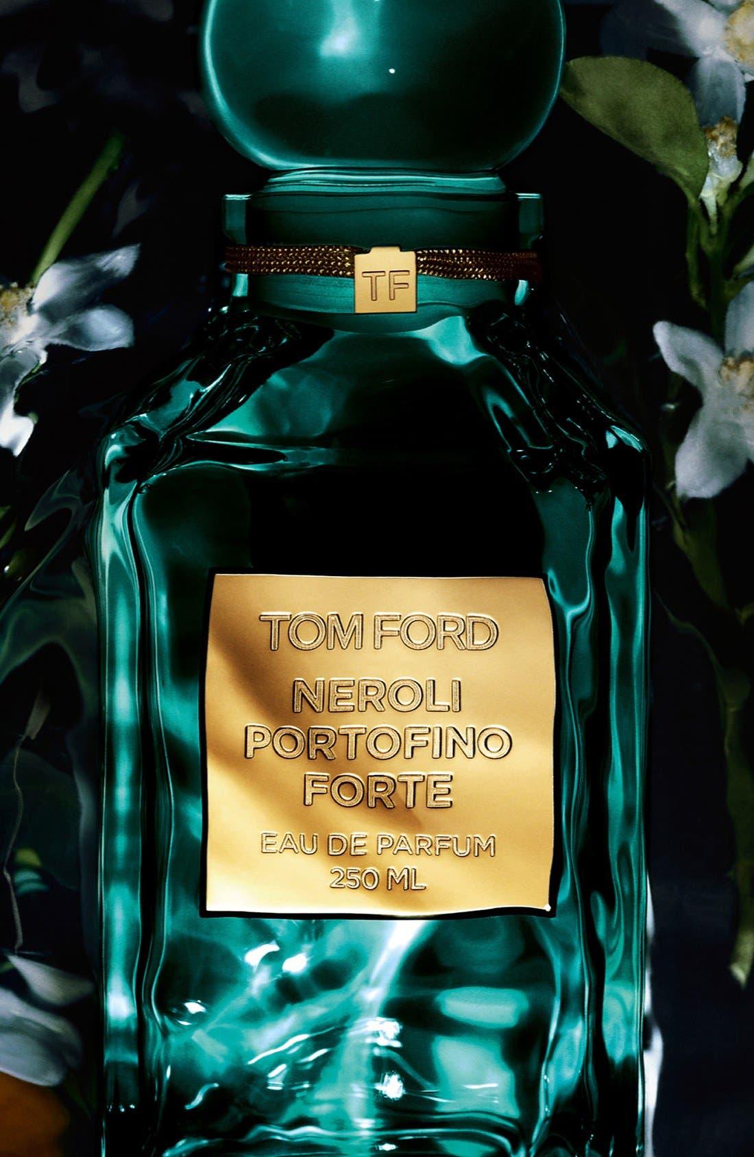 TOM FORD, Private Blend Neroli Portofino Forte Eau de Parfum, Alternate thumbnail 2, color, NO COLOR