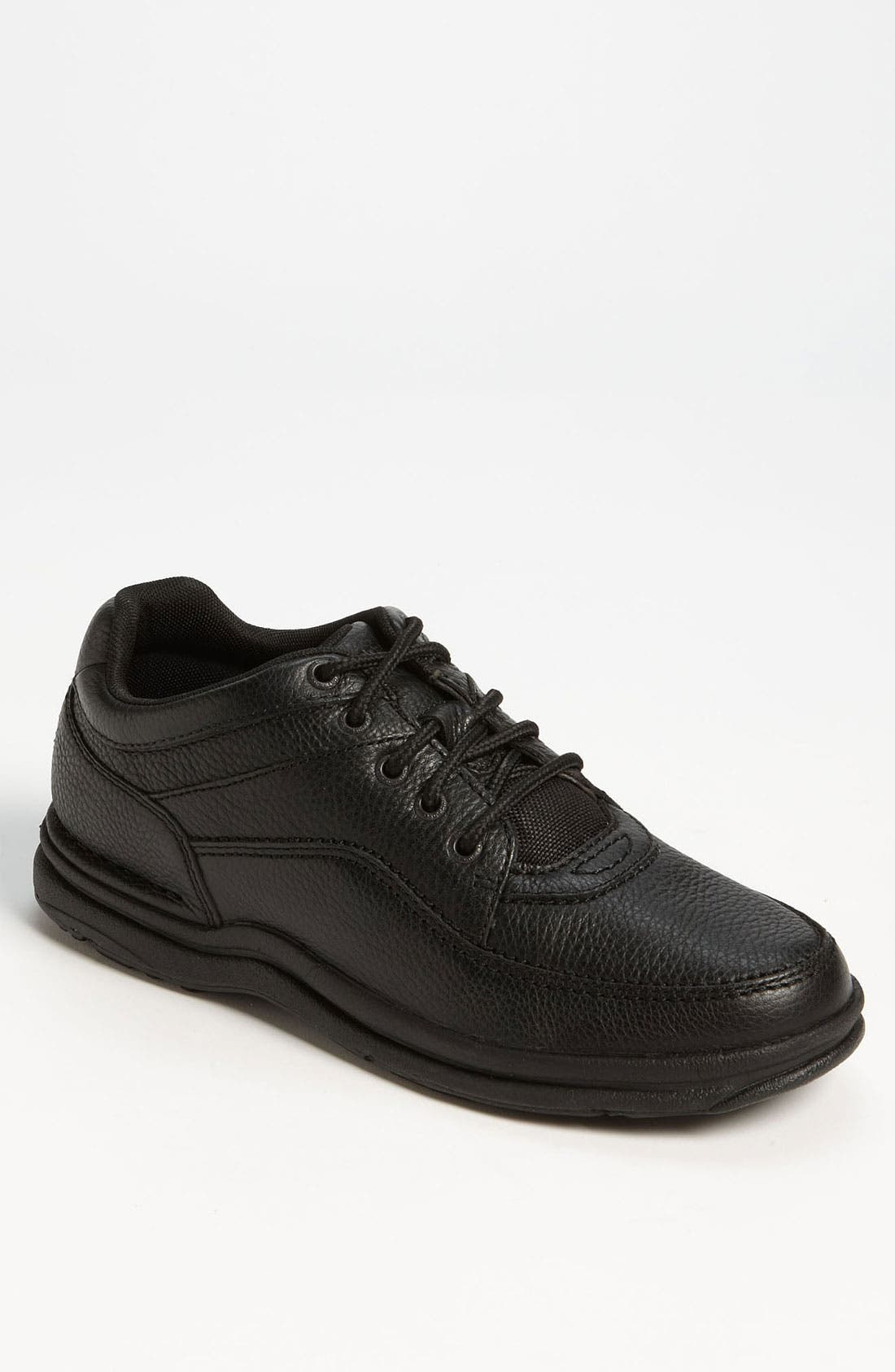 ROCKPORT 'World Tour Classic' Oxford, Main, color, BLACK/ BLACK