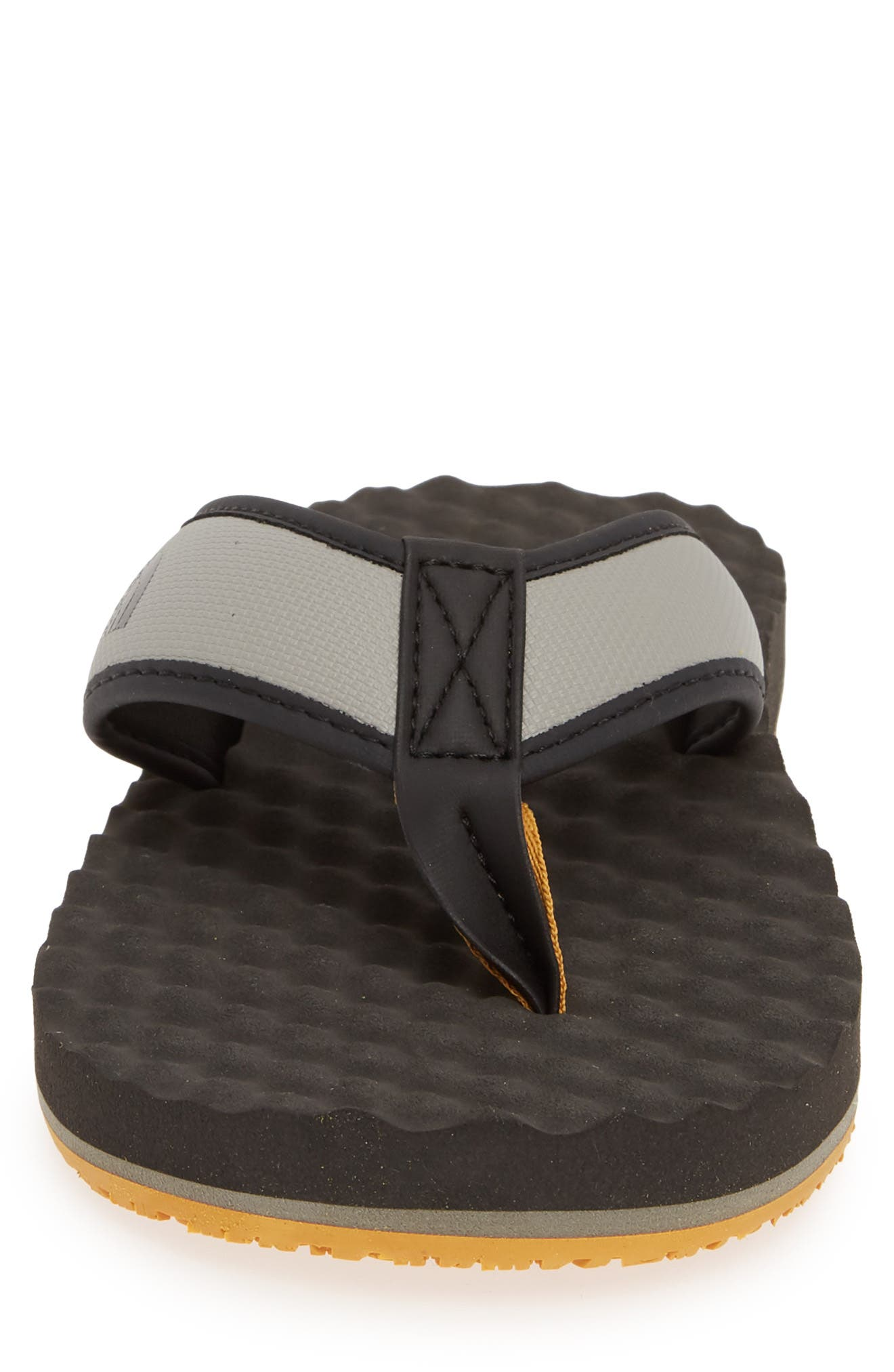 THE NORTH FACE, 'Base Camp' Water Friendly Flip Flop, Alternate thumbnail 4, color, 021