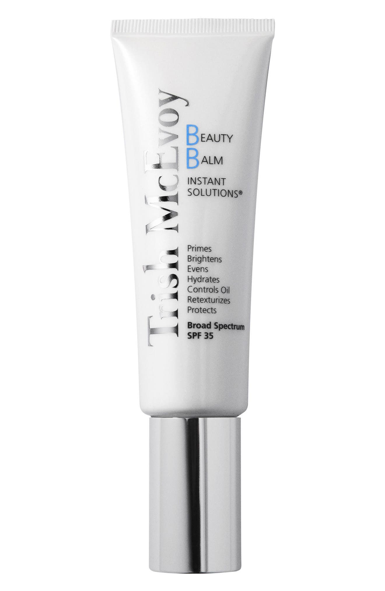 TRISH MCEVOY, Beauty Balm Instant Solutions<sup>®</sup> SPF 35, Main thumbnail 1, color, SHADE 2