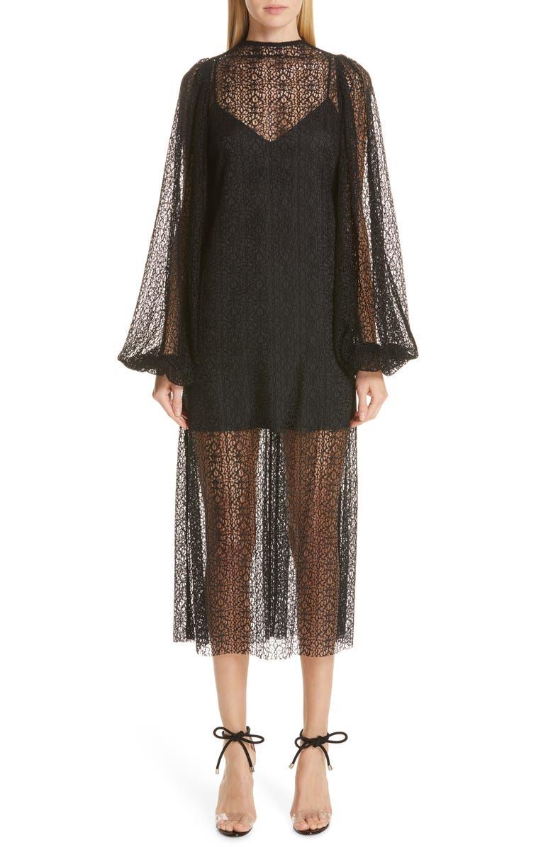 Beaufille Dresses COHEN LACE MIDI DRESS