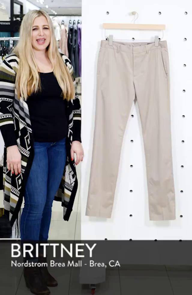 Weekday Warrior Slim Fit Stretch Dress Pants, sales video thumbnail