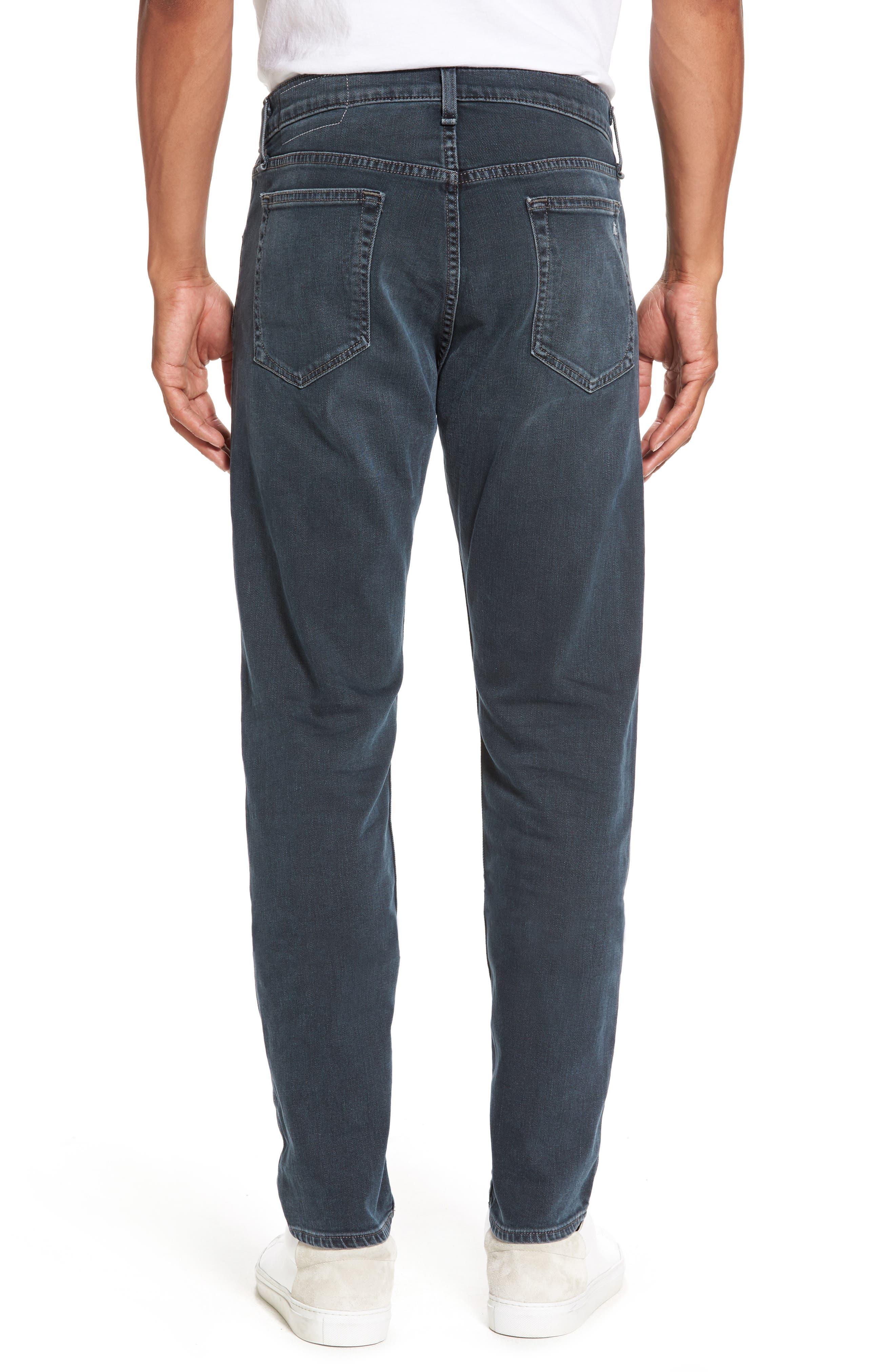 RAG & BONE, Fit 2 Slim Fit Jeans, Alternate thumbnail 2, color, MINNA