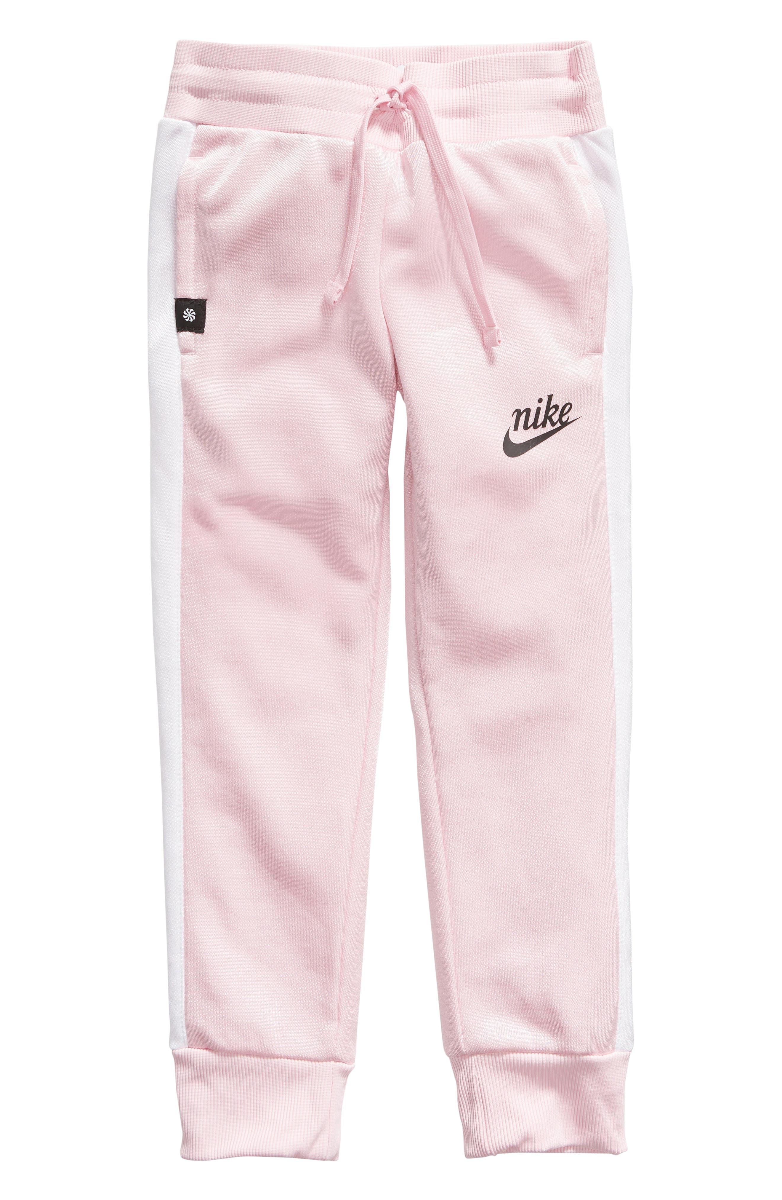 NIKE Icon Jogger Pants, Main, color, PINK FOAM