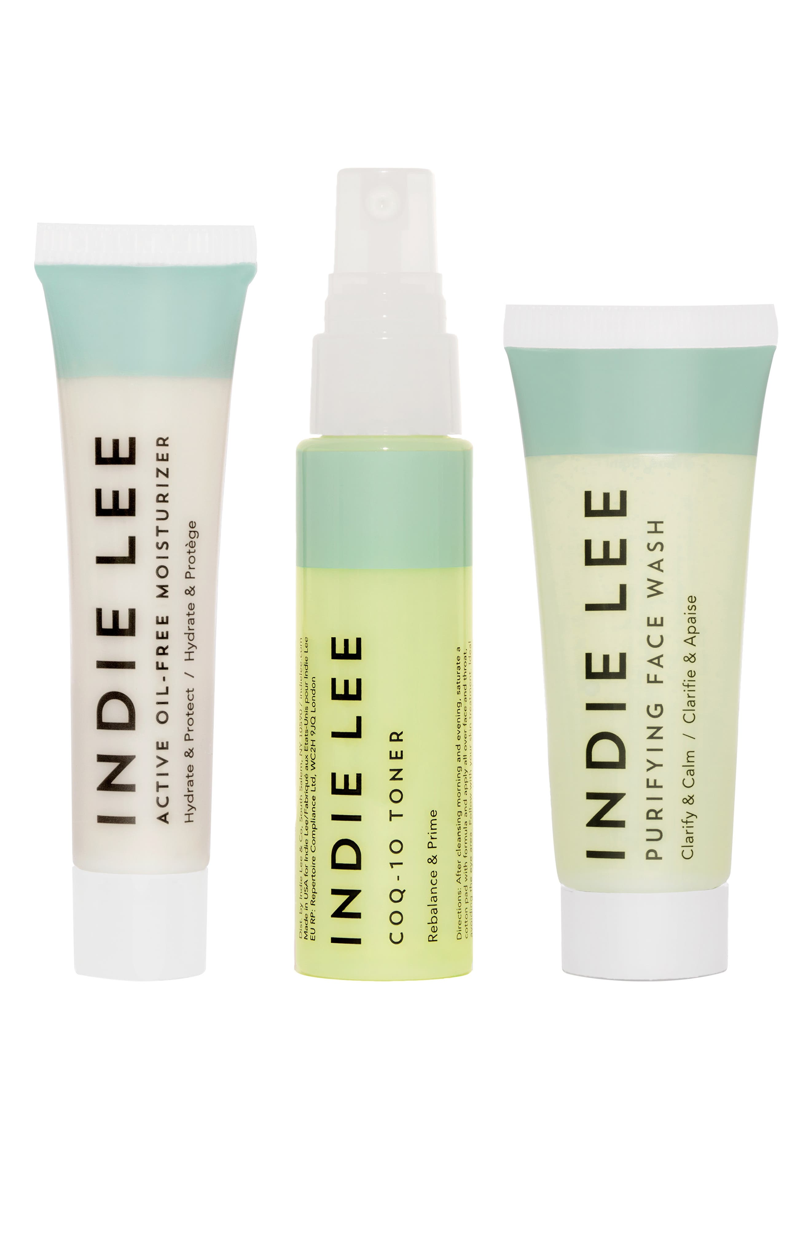 INDIE LEE, Clarity Kit, Main thumbnail 1, color, NO COLOR