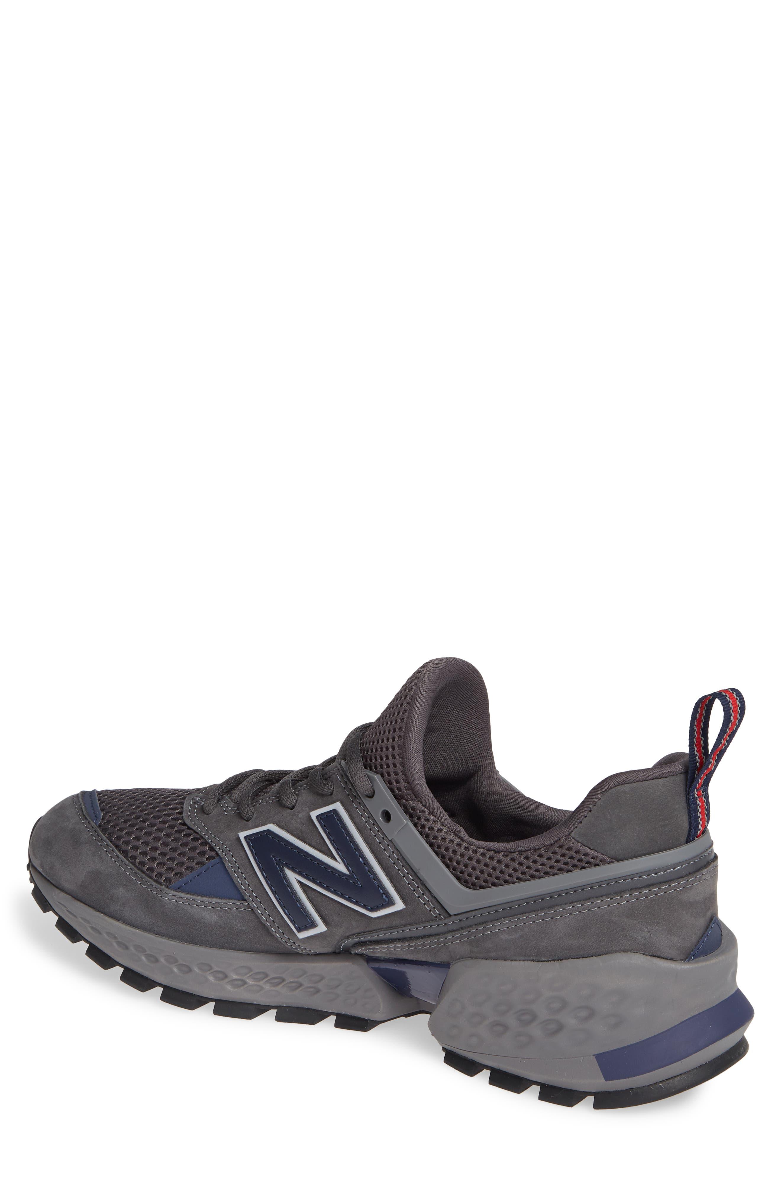 NEW BALANCE, 574 Sport Sneaker, Alternate thumbnail 2, color, MAGNET