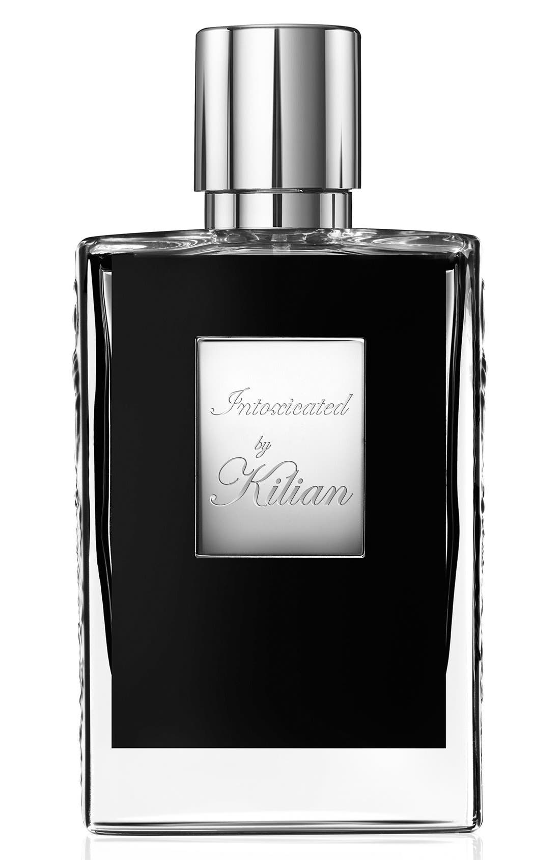 KILIAN, 'Addictive State of Mind - Intoxicated' Refillable Fragrance, Alternate thumbnail 3, color, NO COLOR