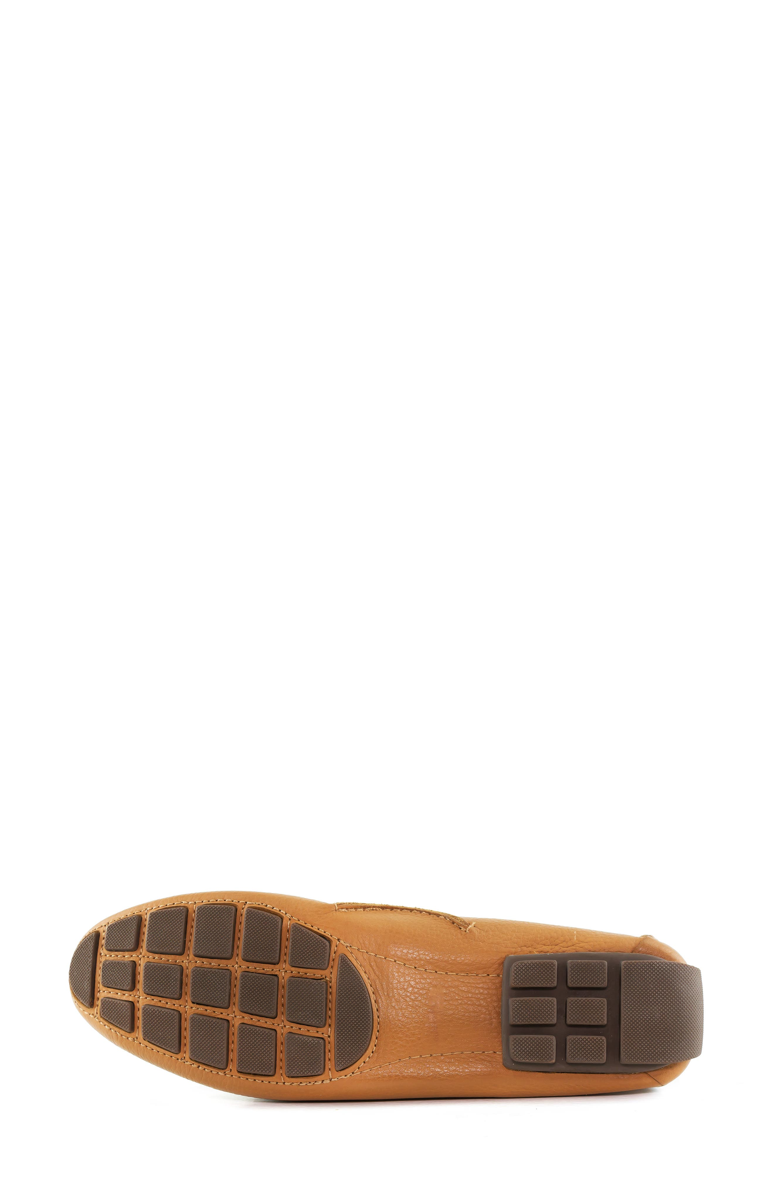 MARC JOSEPH NEW YORK, Manhasset Loafer, Alternate thumbnail 5, color, TAN/ NATURAL LEATHER