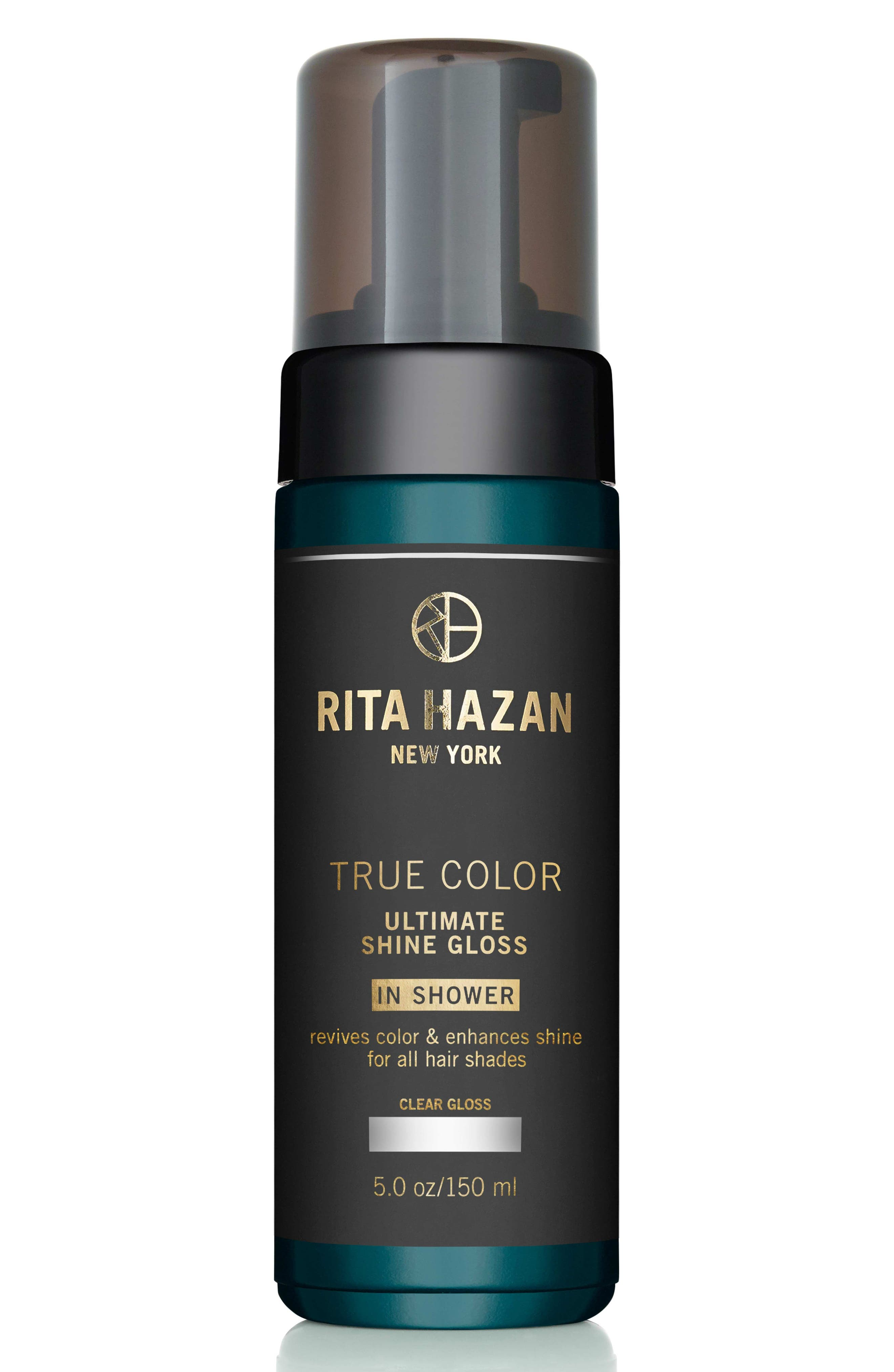 RITA HAZAN NEW YORK 'True Color' Ultimate Shine Gloss, Main, color, CLEAR