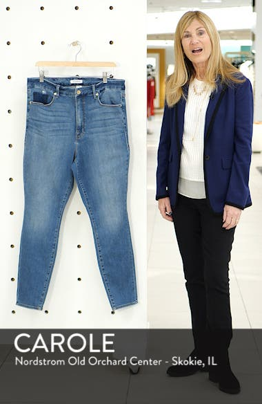 Good Waist High Waist Skinny Jeans, sales video thumbnail