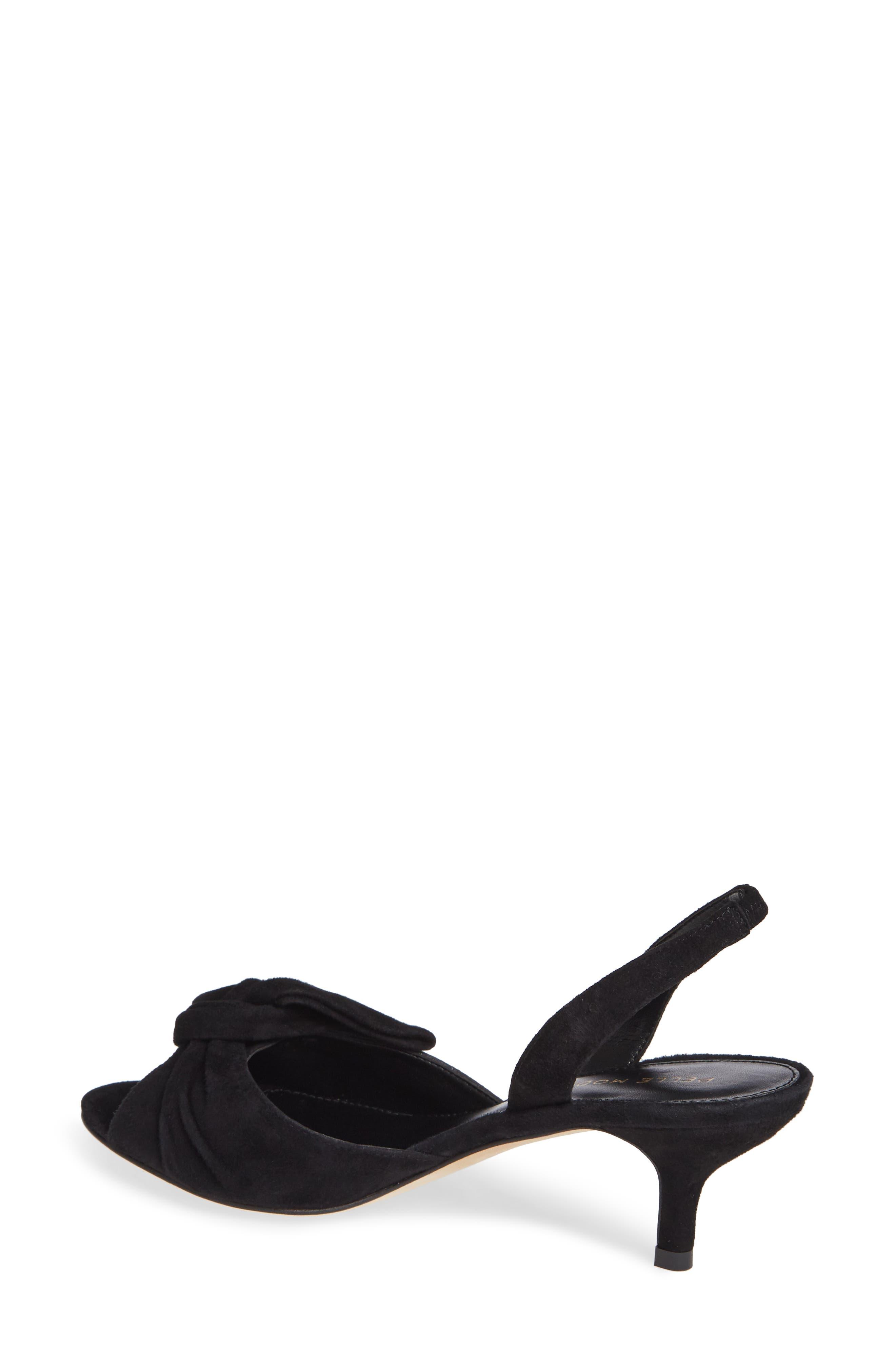 PELLE MODA, Lovi Sandal, Alternate thumbnail 2, color, BLACK