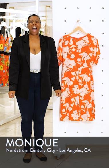 Kimono Sleeve Stretch Silk Dress, sales video thumbnail