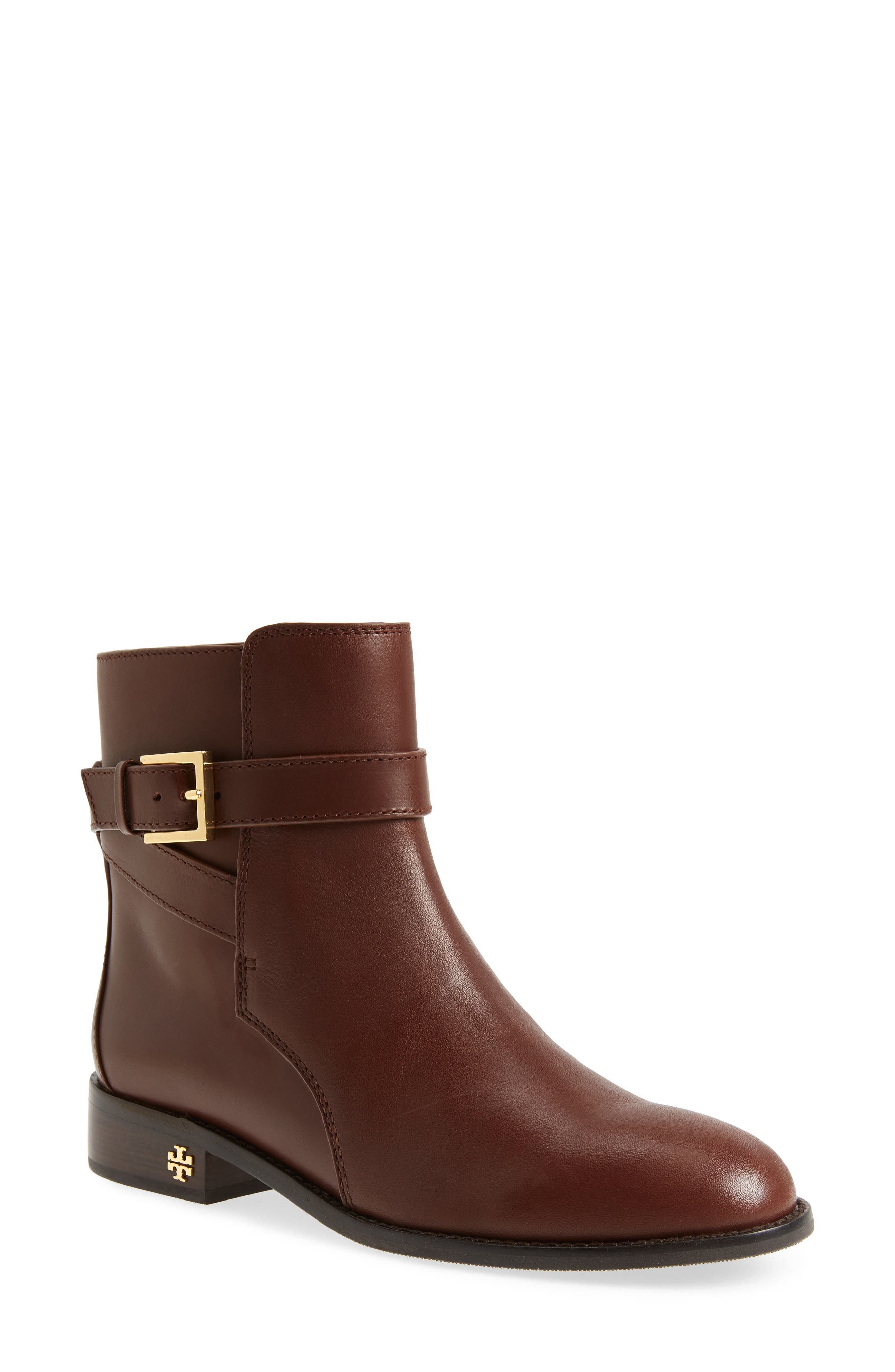 TORY BURCH, Brooke Bootie, Main thumbnail 1, color, 200