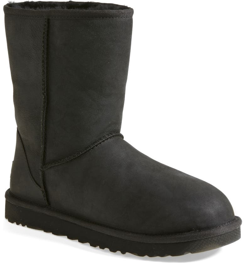 7a609fad11e8 UGG SUP ®  SUP  Classic Short Leather Boot ...