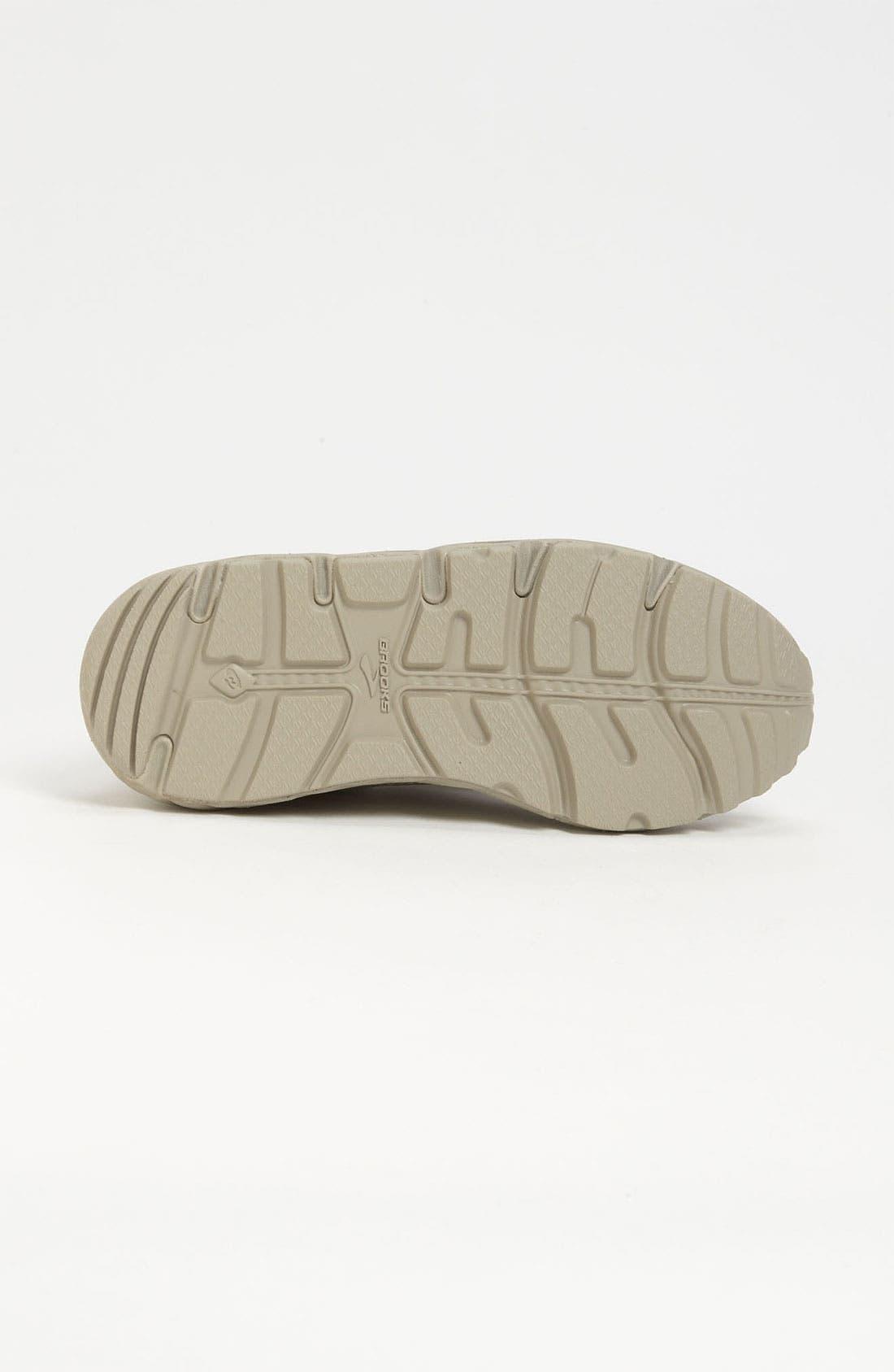 BROOKS, 'Addiction' Walking Shoe, Alternate thumbnail 4, color, IVORY