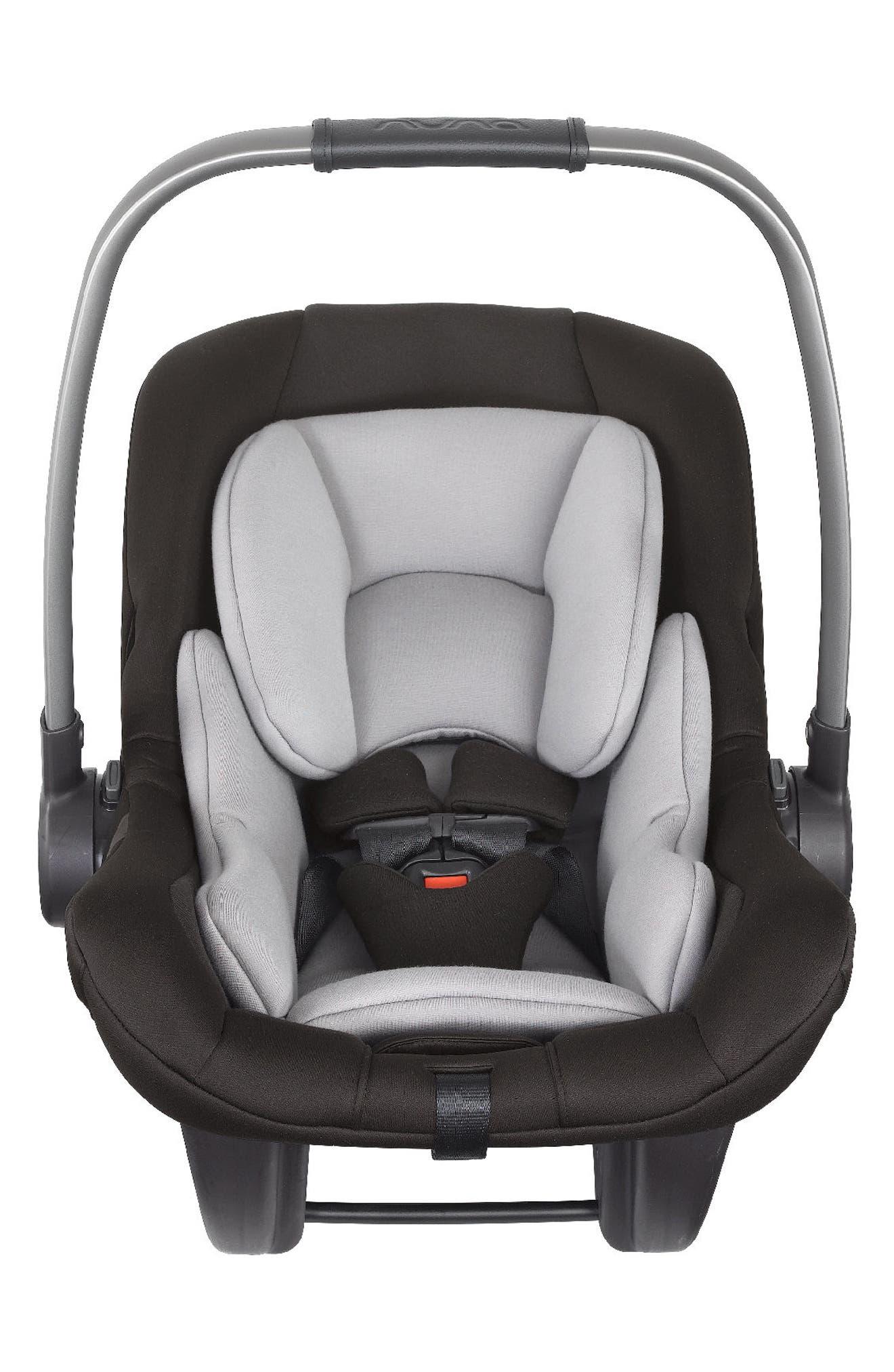 NUNA, 2019 TAVO<sup>™</sup> Stroller & PIPA<sup>™</sup> Lite LX Car Seat Travel System, Alternate thumbnail 9, color, CAVIAR