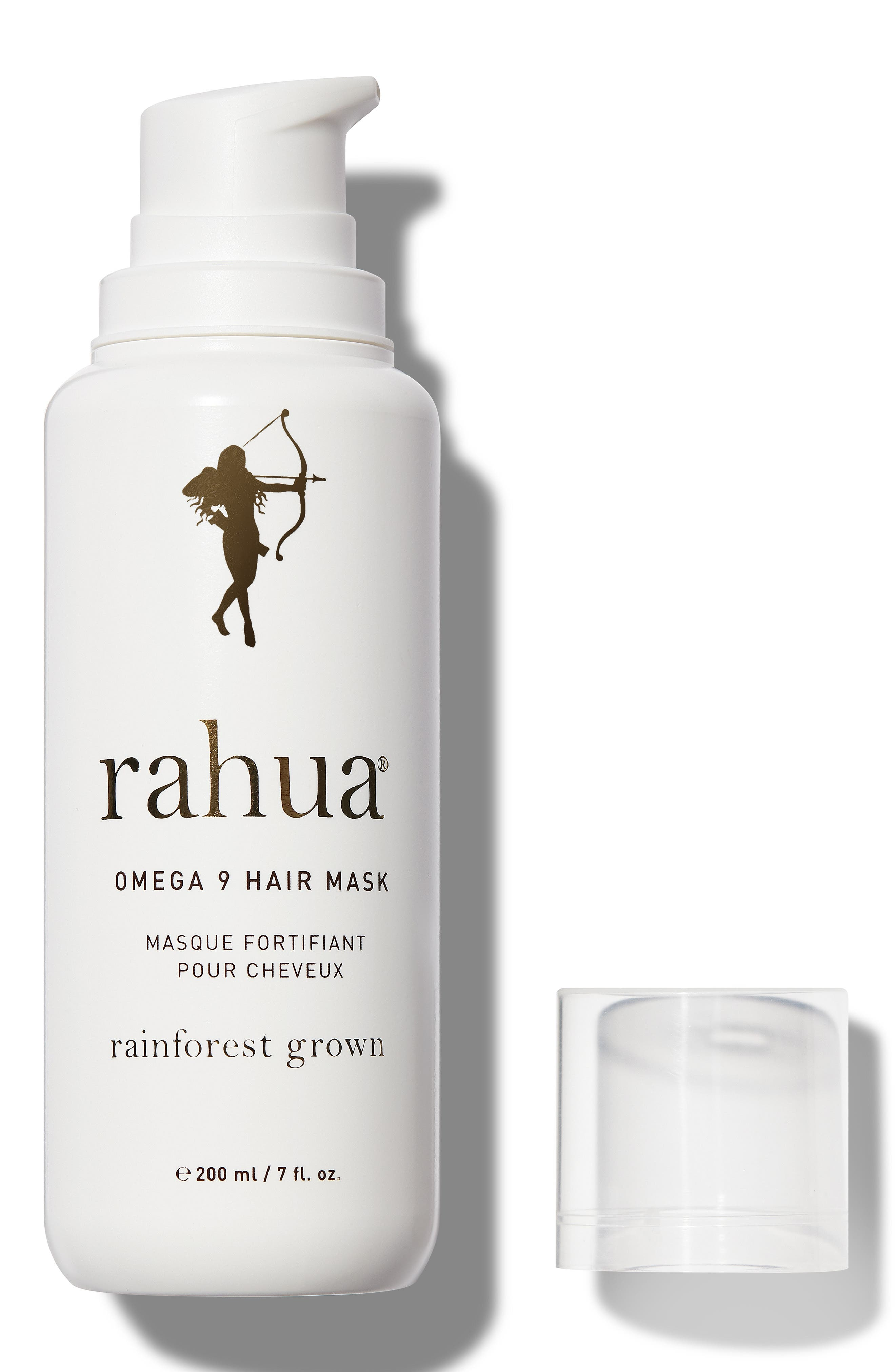RAHUA<SUP>®</SUP>, SPACE.NK.apothecary rahua<sup>®</sup> Omega 9 Hair Mask, Main thumbnail 1, color, NO COLOR