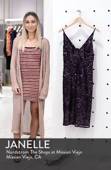 Sequin Slipdress, sales video thumbnail