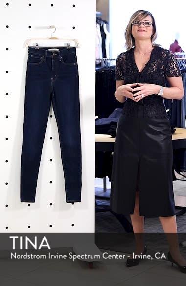 Mile High Super Skinny Jeans, sales video thumbnail