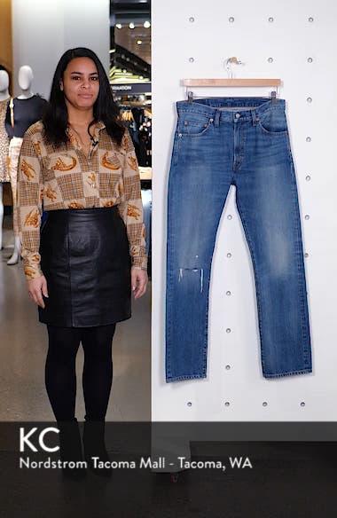 1967 505<sup>™</sup> Slim Fit Selvedge Jeans, sales video thumbnail