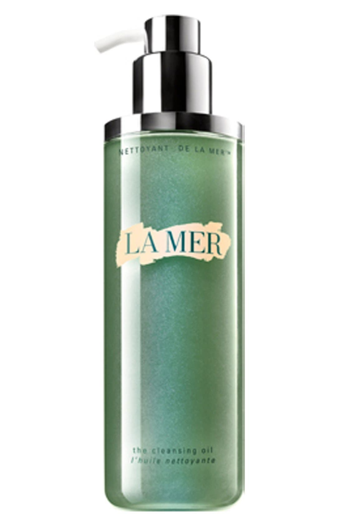 LA MER, The Cleansing Oil, Main thumbnail 1, color, NO COLOR