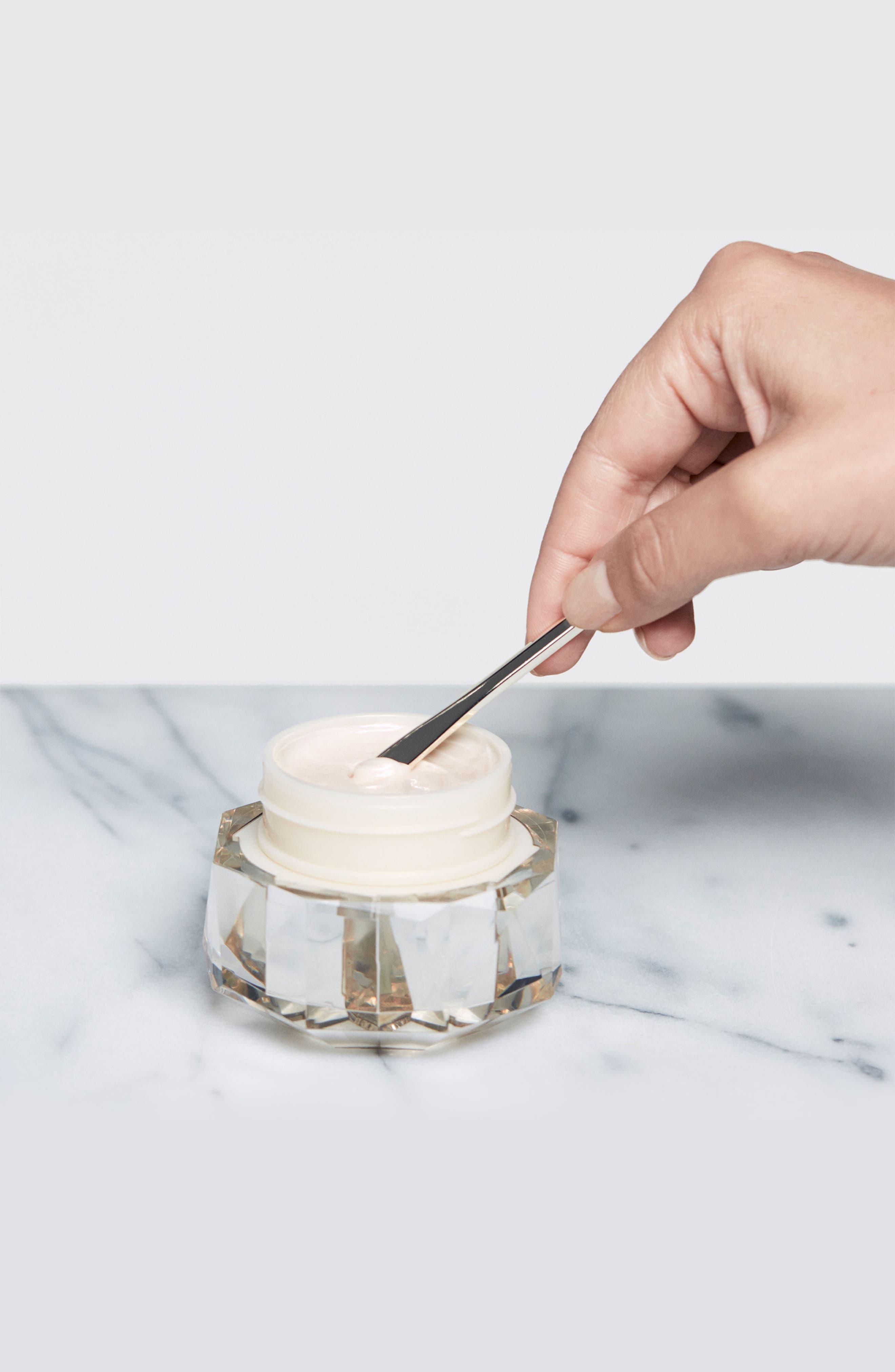 CLÉ DE PEAU BEAUTÉ, La Crème Face Cream, Alternate thumbnail 4, color, NO COLOR