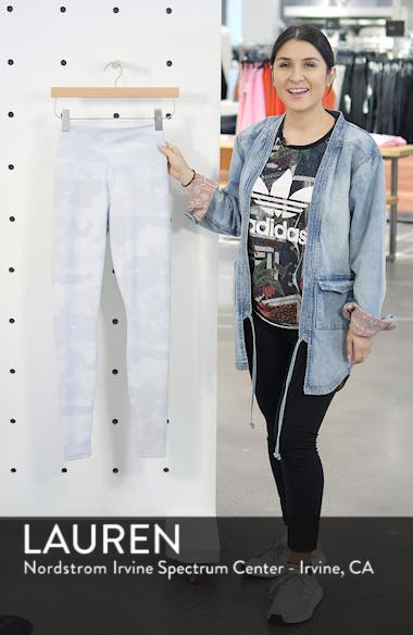 Vapor High Waist Leggings, sales video thumbnail