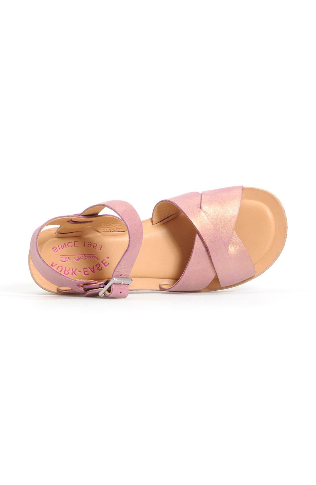 KORK-EASE<SUP>®</SUP>, Kork-Ease 'Myrna' Sandal, Alternate thumbnail 4, color, 500
