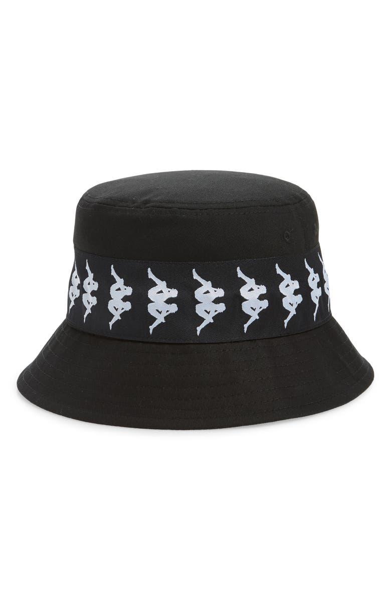 Kappa Hats Active 222 Banda Bucket Hat