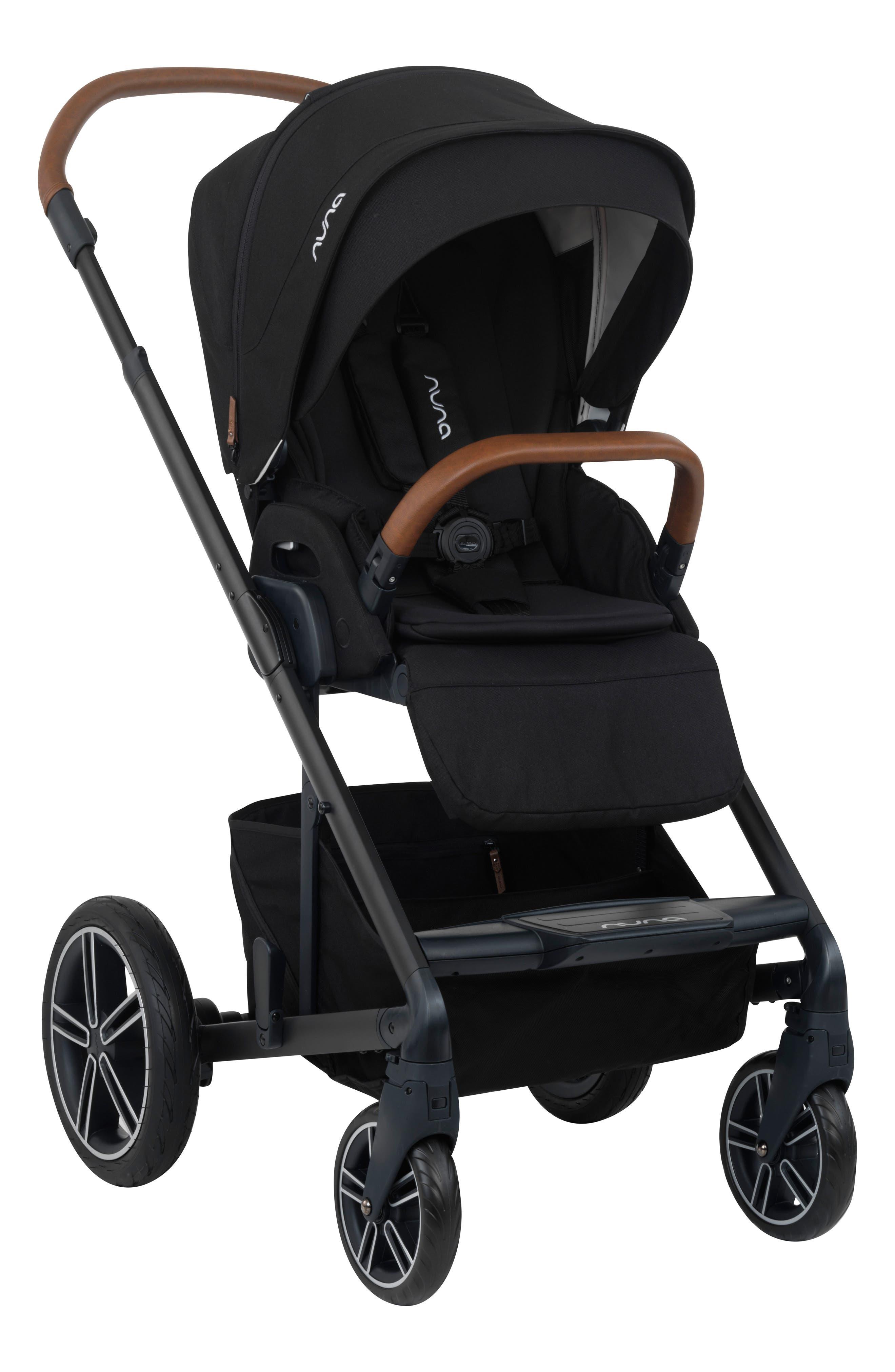 NUNA 2019 MIXX<sup>™</sup> Stroller, Main, color, CAVIAR