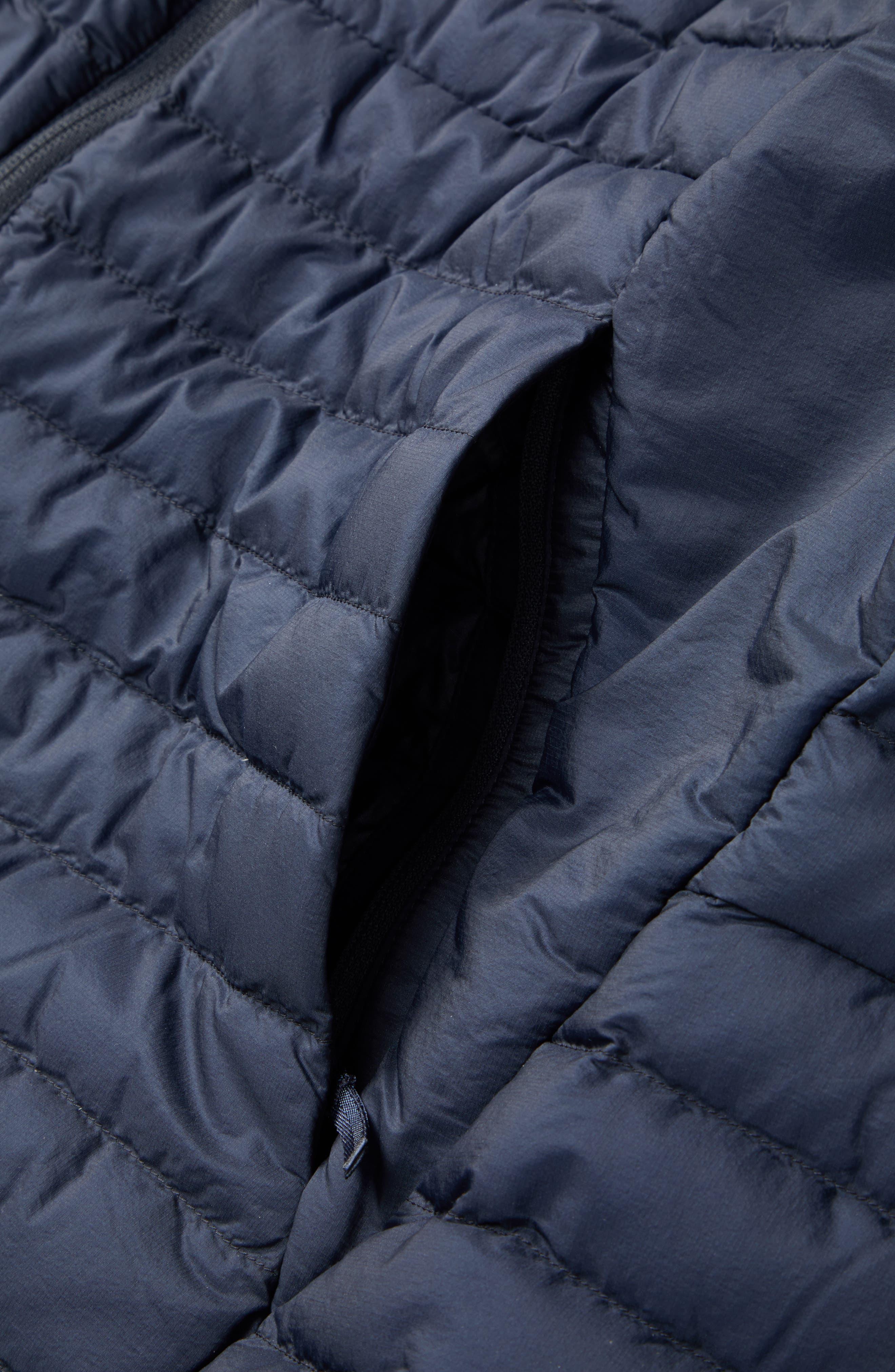 ARC'TERYX VEILANCE, Conduit Lightweight Down Vest, Alternate thumbnail 7, color, 410