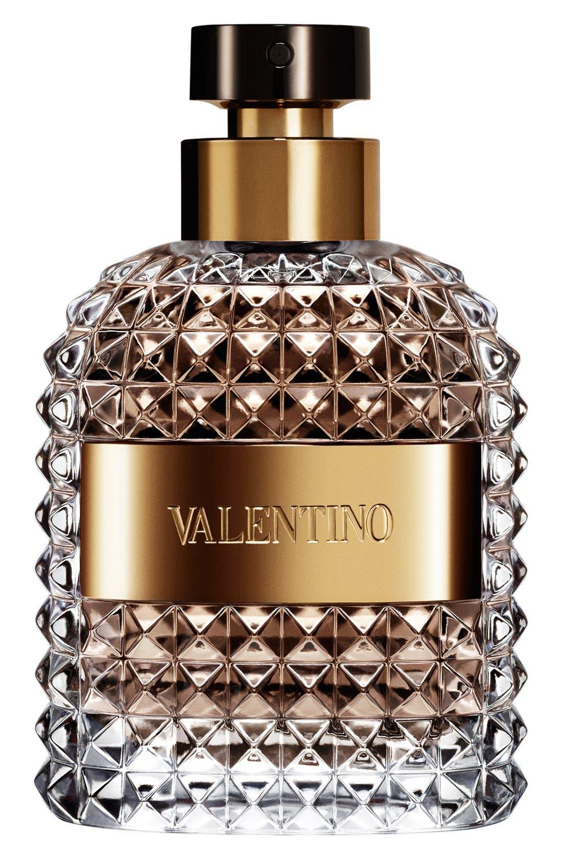 VALENTINO, Uomo Fragrance, Main thumbnail 1, color, 000